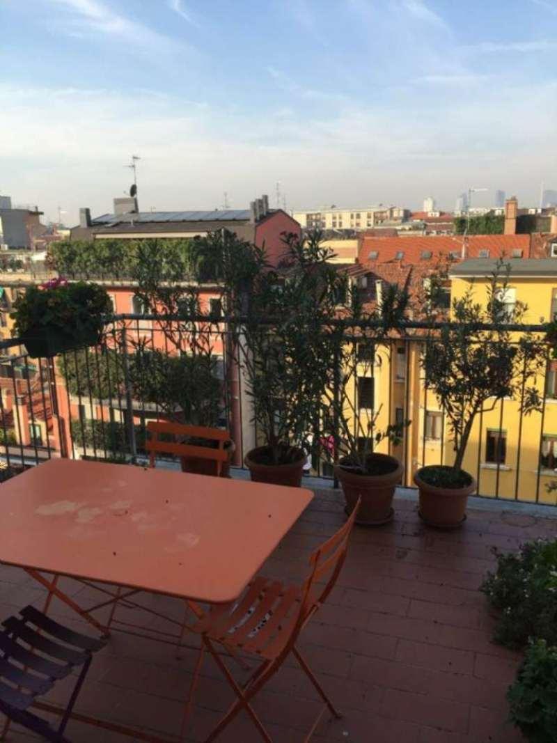 Bilocale Milano Via Via Teodosio 10