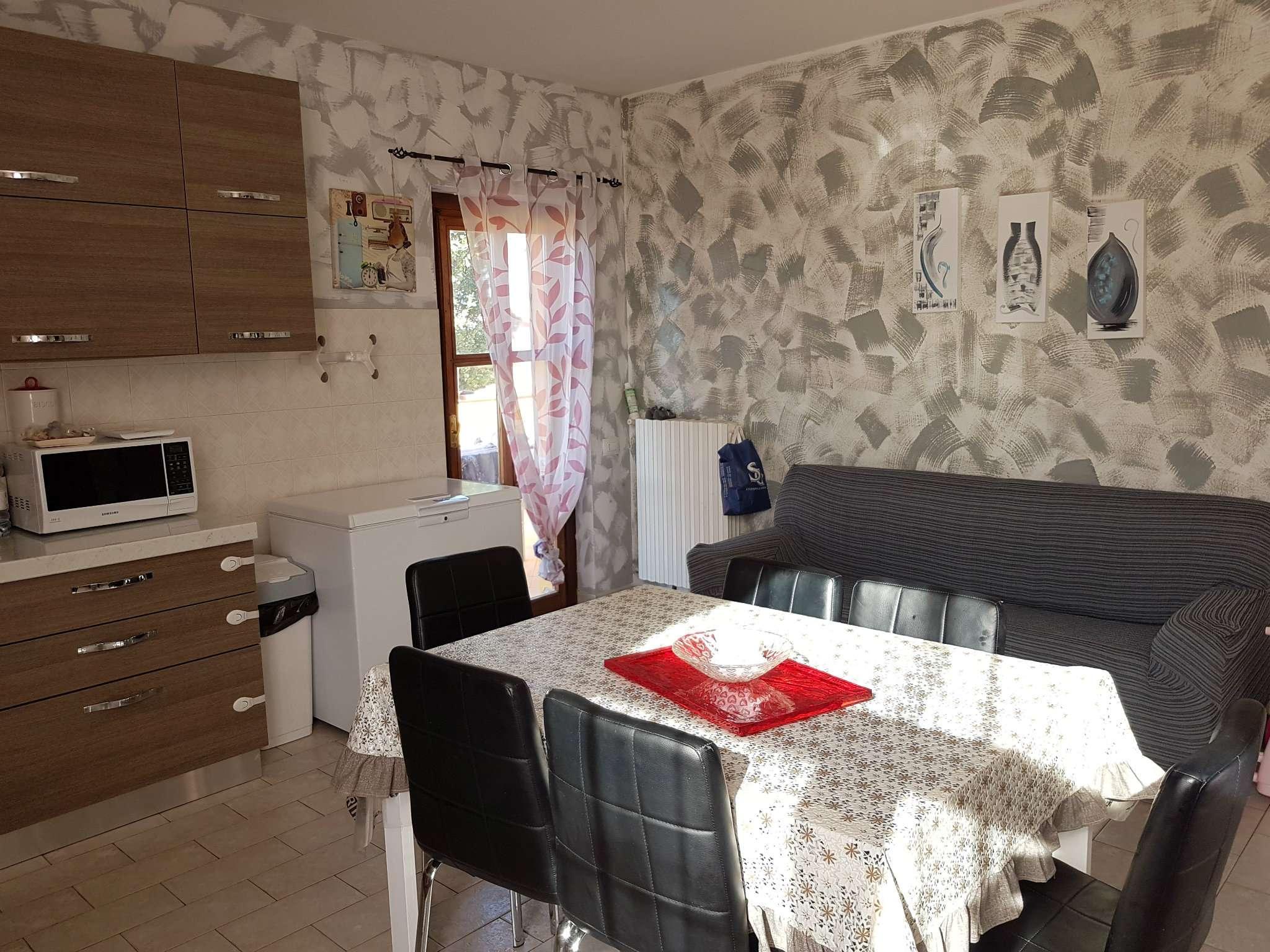Soluzione Semindipendente in affitto a Laterina, 4 locali, prezzo € 550   CambioCasa.it