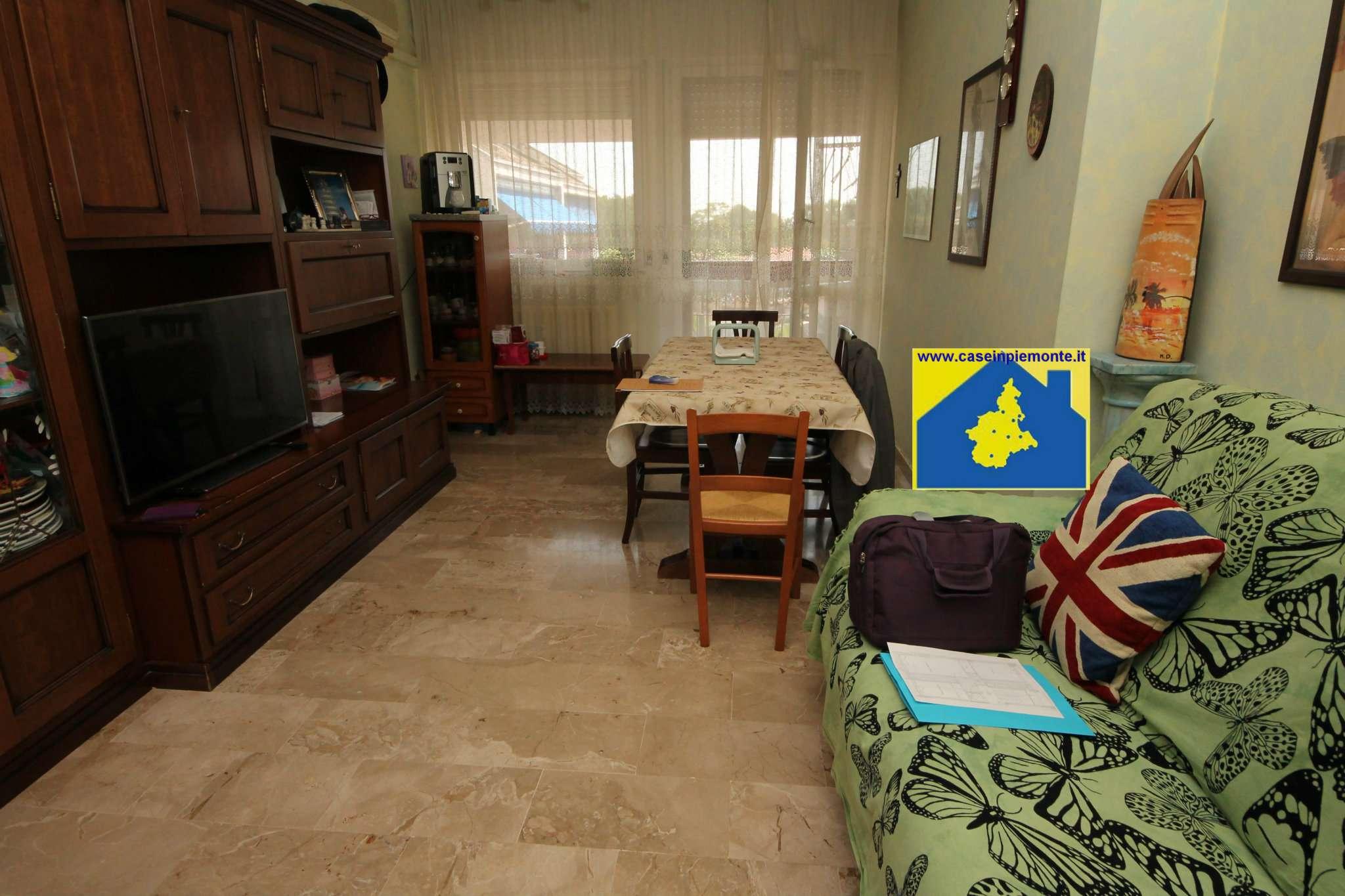 Appartamento in vendita a Piossasco, 4 locali, prezzo € 77.000   CambioCasa.it