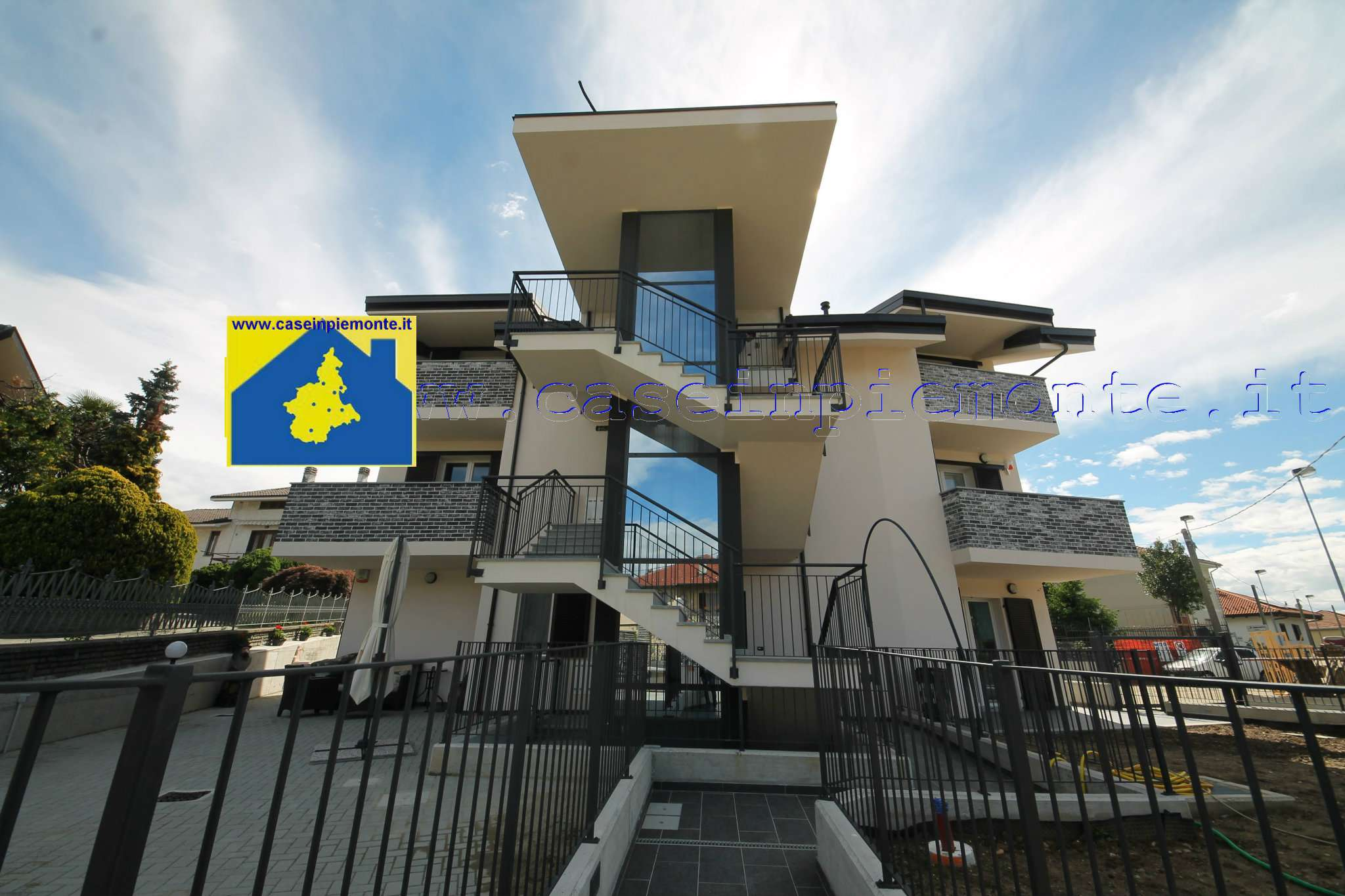Foto 1 di Quadrilocale via Giuseppe Verdi 19, Alpignano