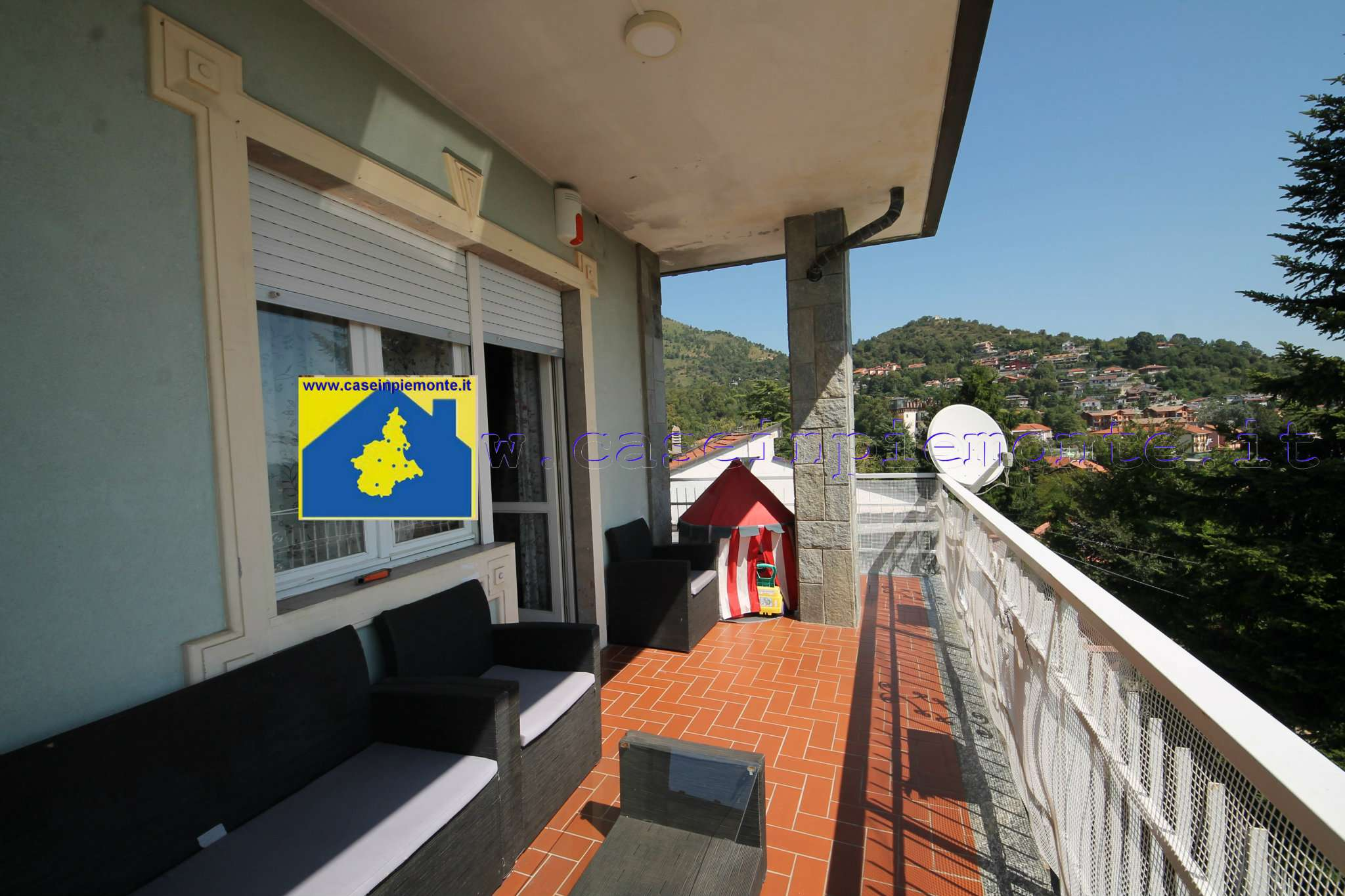 Foto 1 di Appartamento via Capitano De Poi 8, frazione Rivasacco, Givoletto