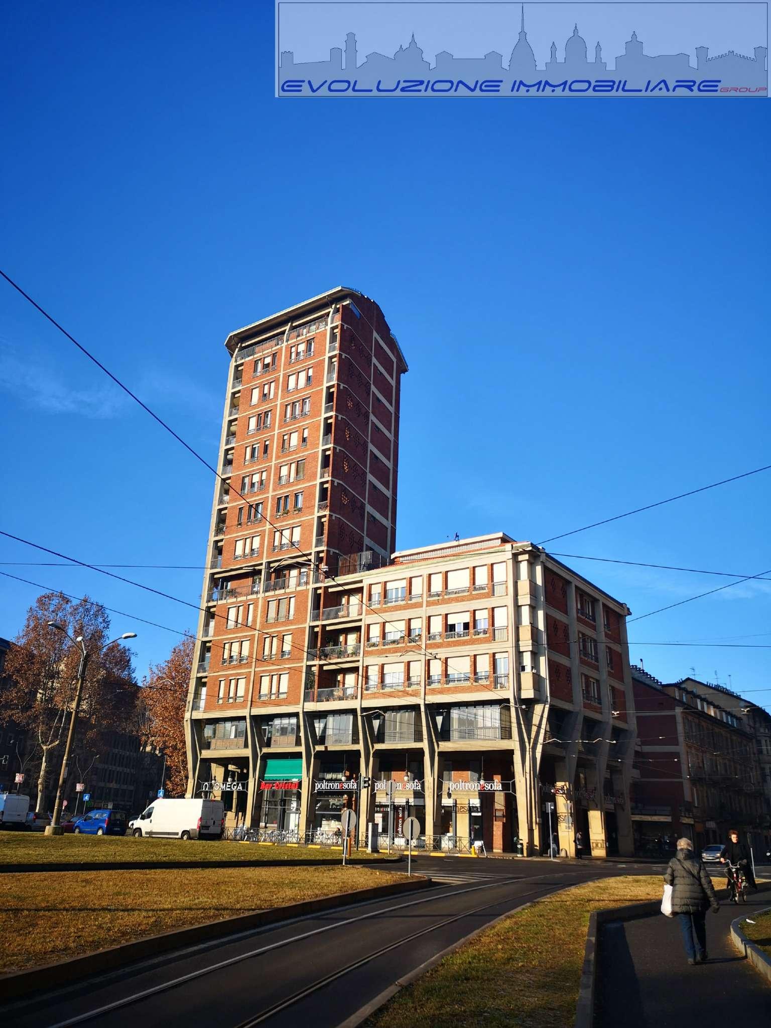 Foto 1 di Quadrilocale via Cibrario, Torino (zona Centro)