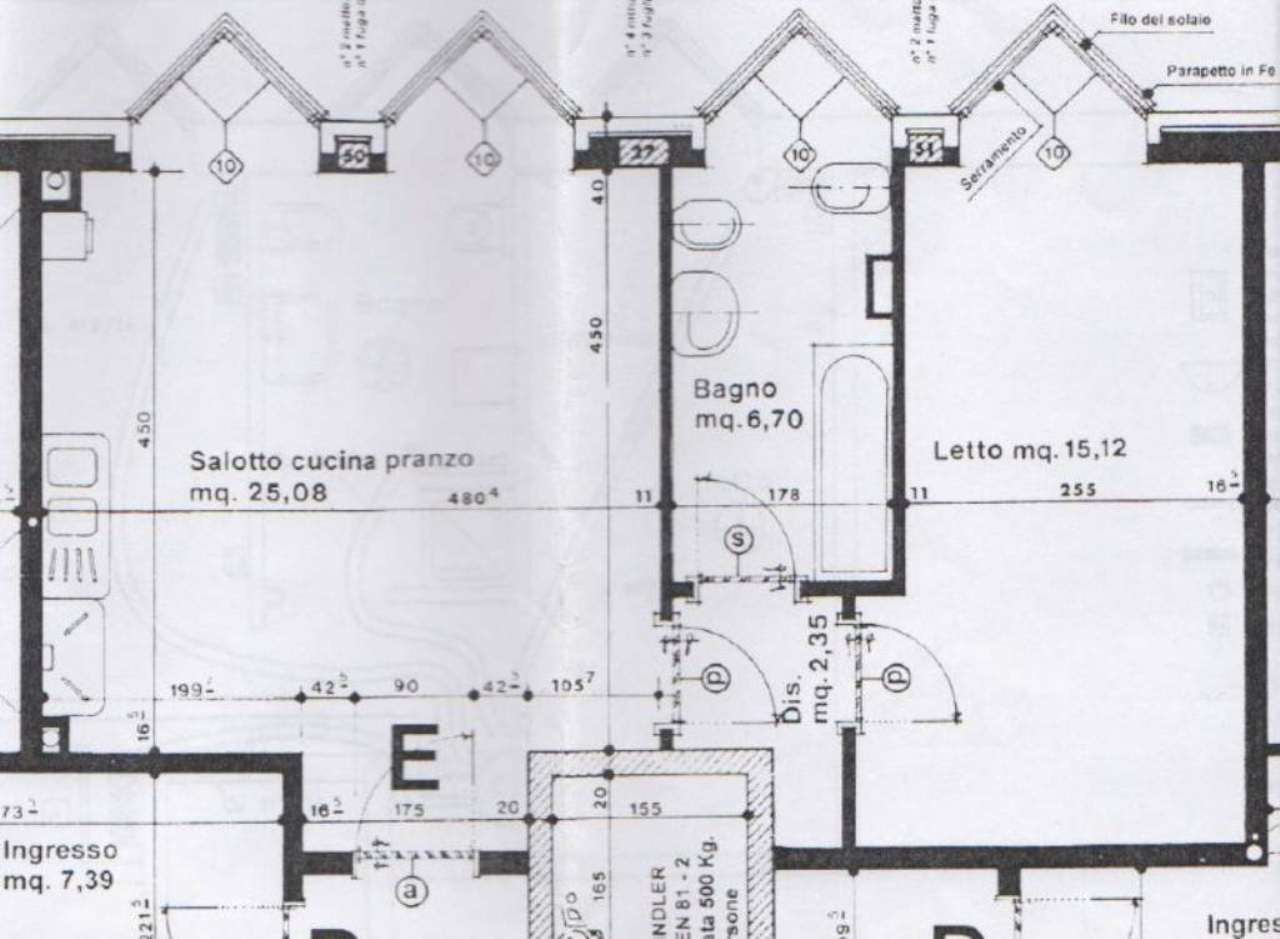 Vendita  bilocale San Lazzaro di Savena Via Madre Teresa Di Calcutta 1 949318