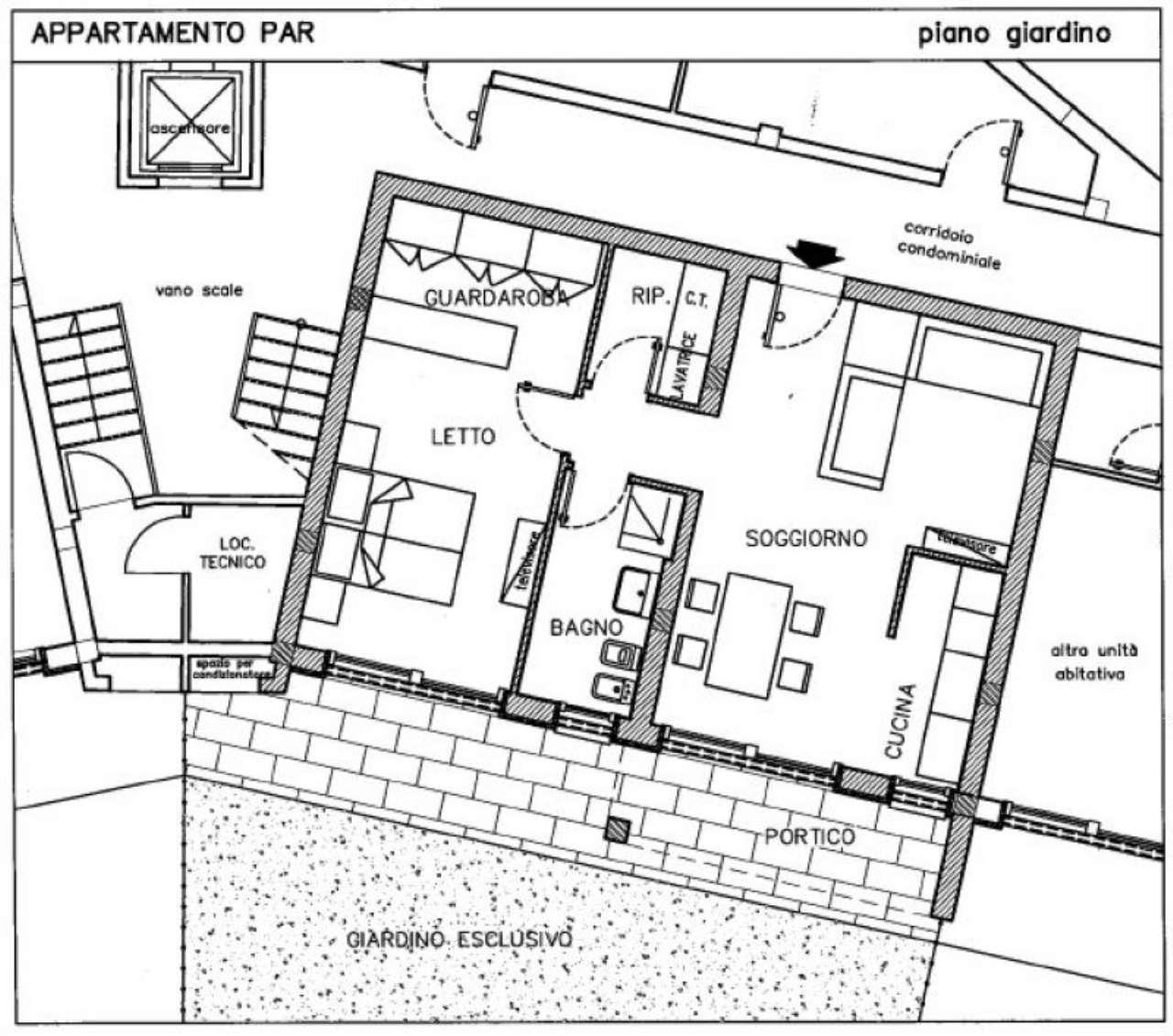 Vendita  bilocale Monte San Pietro Via Sabattini 1 846361