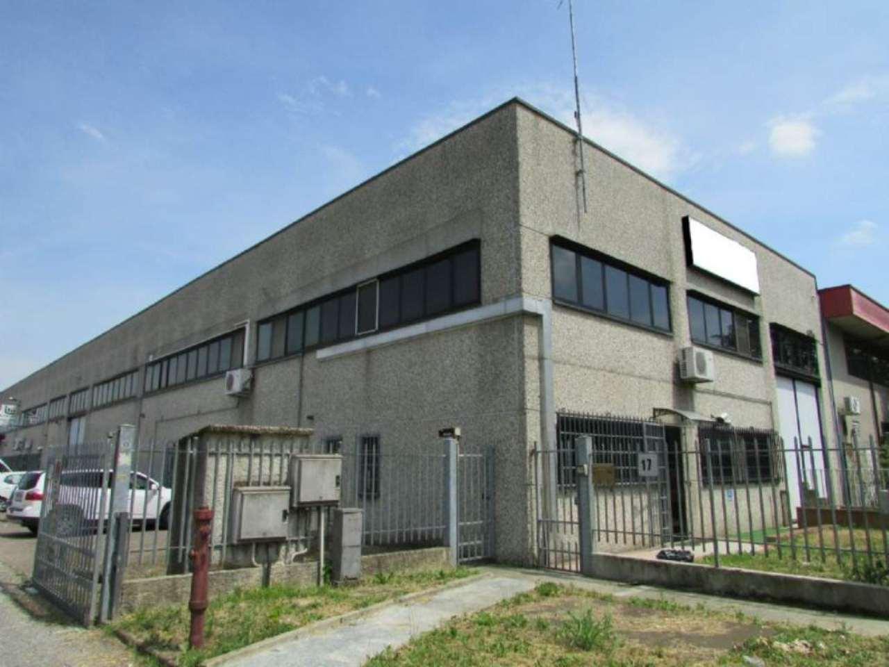 Capannone in vendita a San Giuliano Milanese, 9999 locali, prezzo € 690.000 | Cambio Casa.it