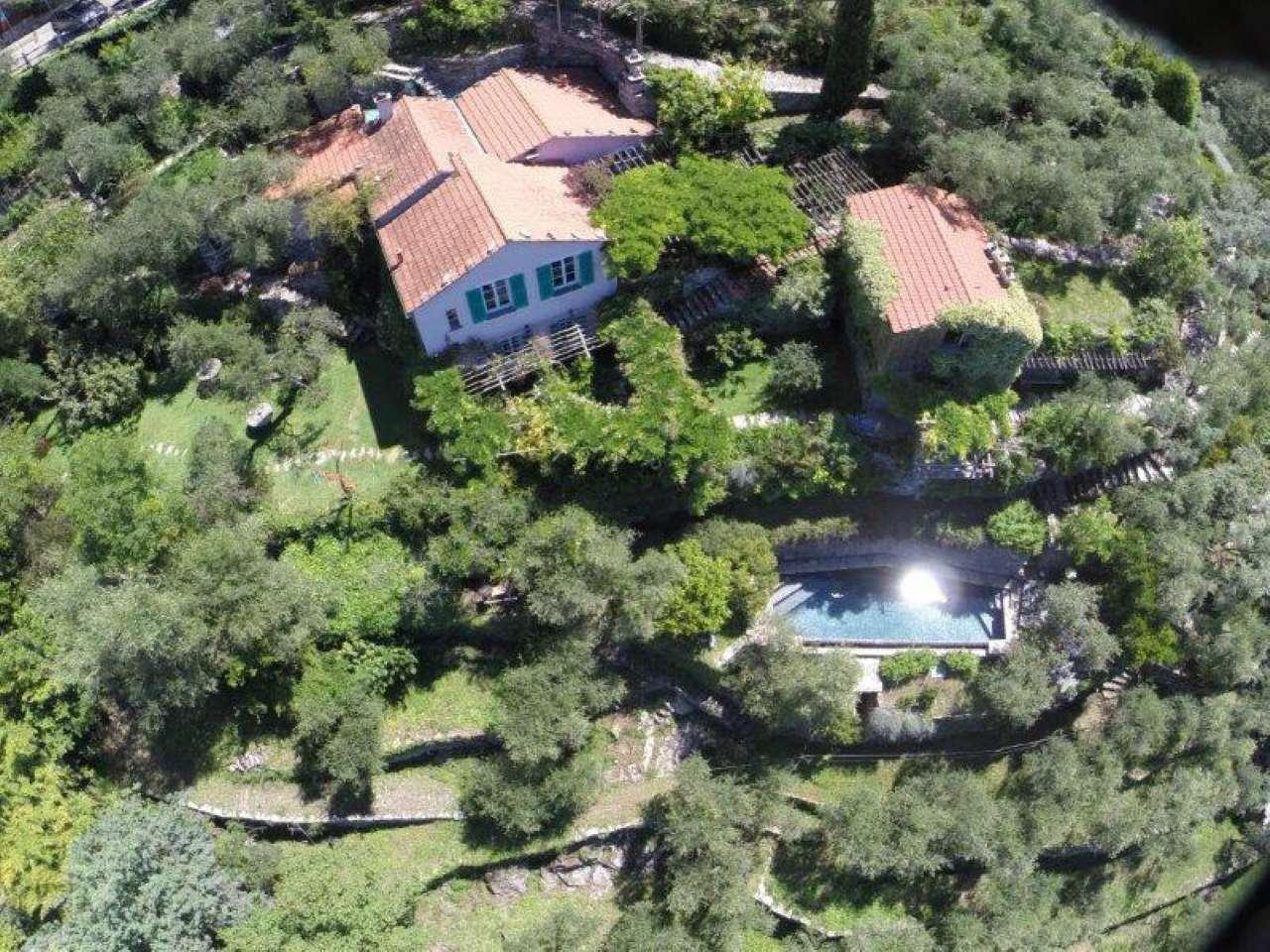 Villa in Vendita a Zoagli: 330 mq