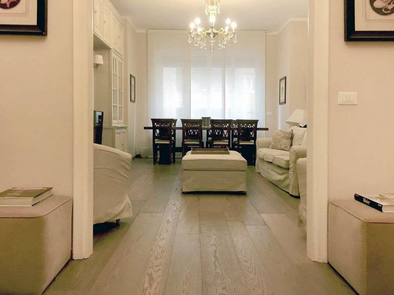 Appartamento in Vendita a Milano 08 Vercelli / Magenta / Cadorna / Washington: 4 locali, 150 mq