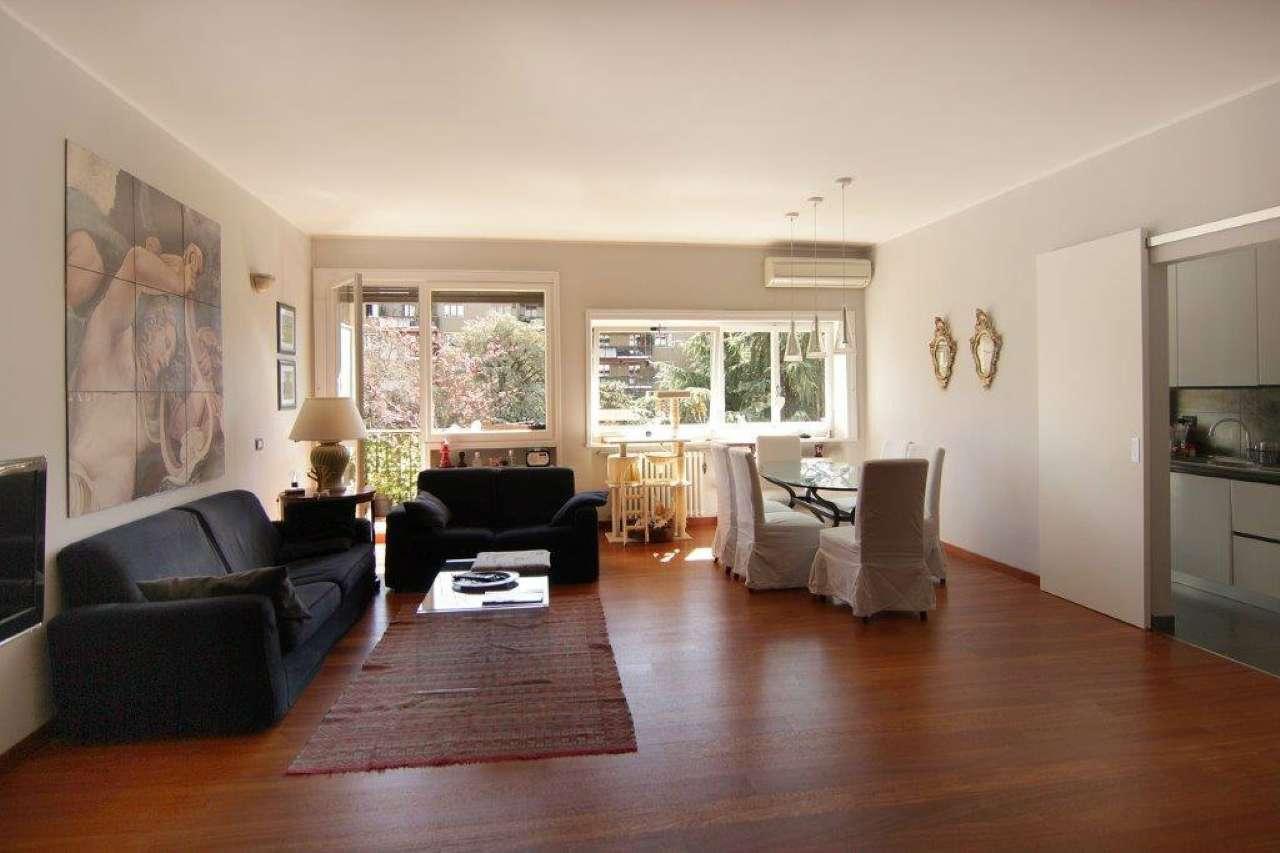 Appartamento in Vendita a Milano 17 Marghera / Wagner / Fiera:  3 locali, 145 mq  - Foto 1