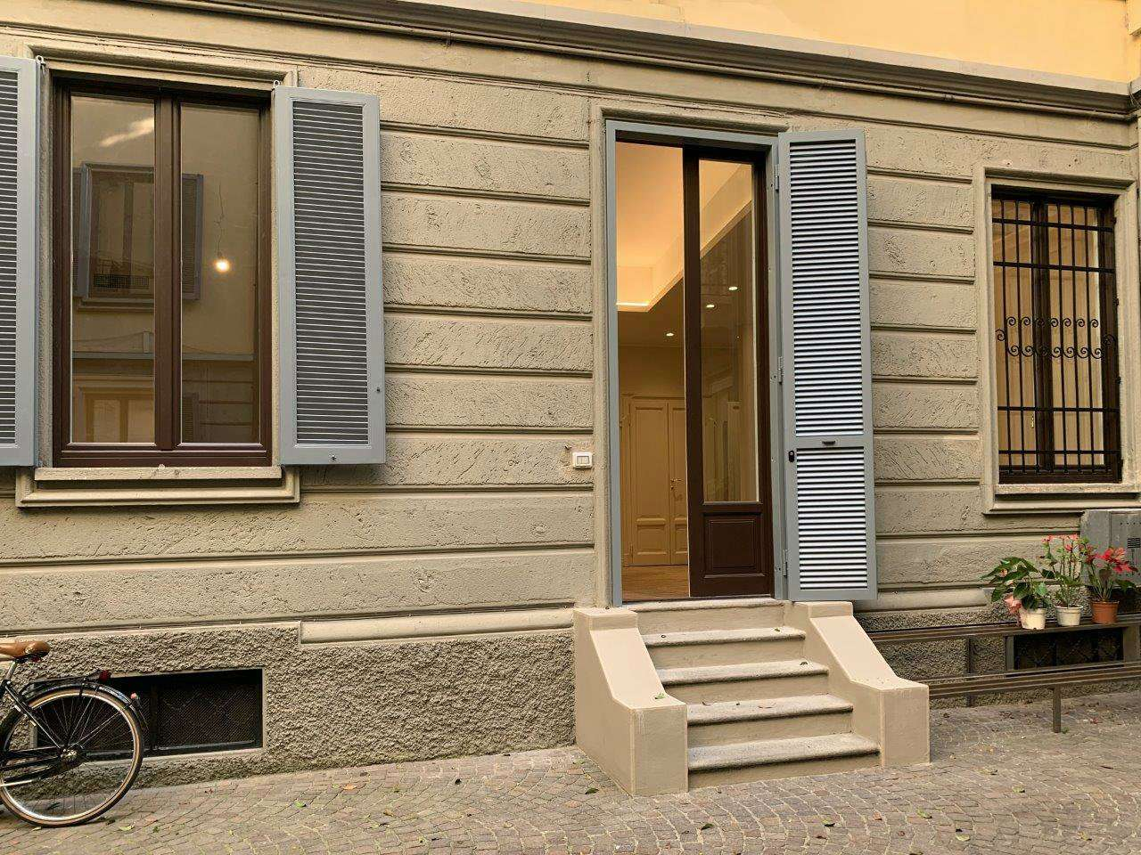 Ufficio-studio in Affitto a Milano 03 Venezia / Piave / Buenos Aires: 3 locali, 80 mq