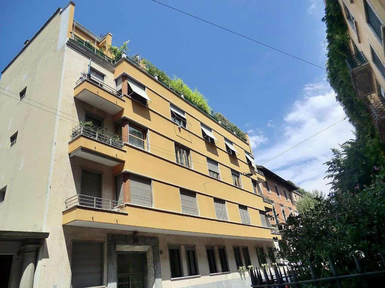 Appartamento in Affitto a Milano 01 Centro storico (Cerchia dei Navigli): 2 locali, 45 mq