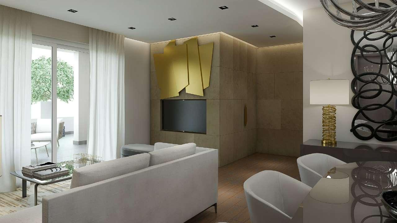 Attico / Mansarda in vendita a Cagliari, 8 locali, prezzo € 518.000   Cambio Casa.it