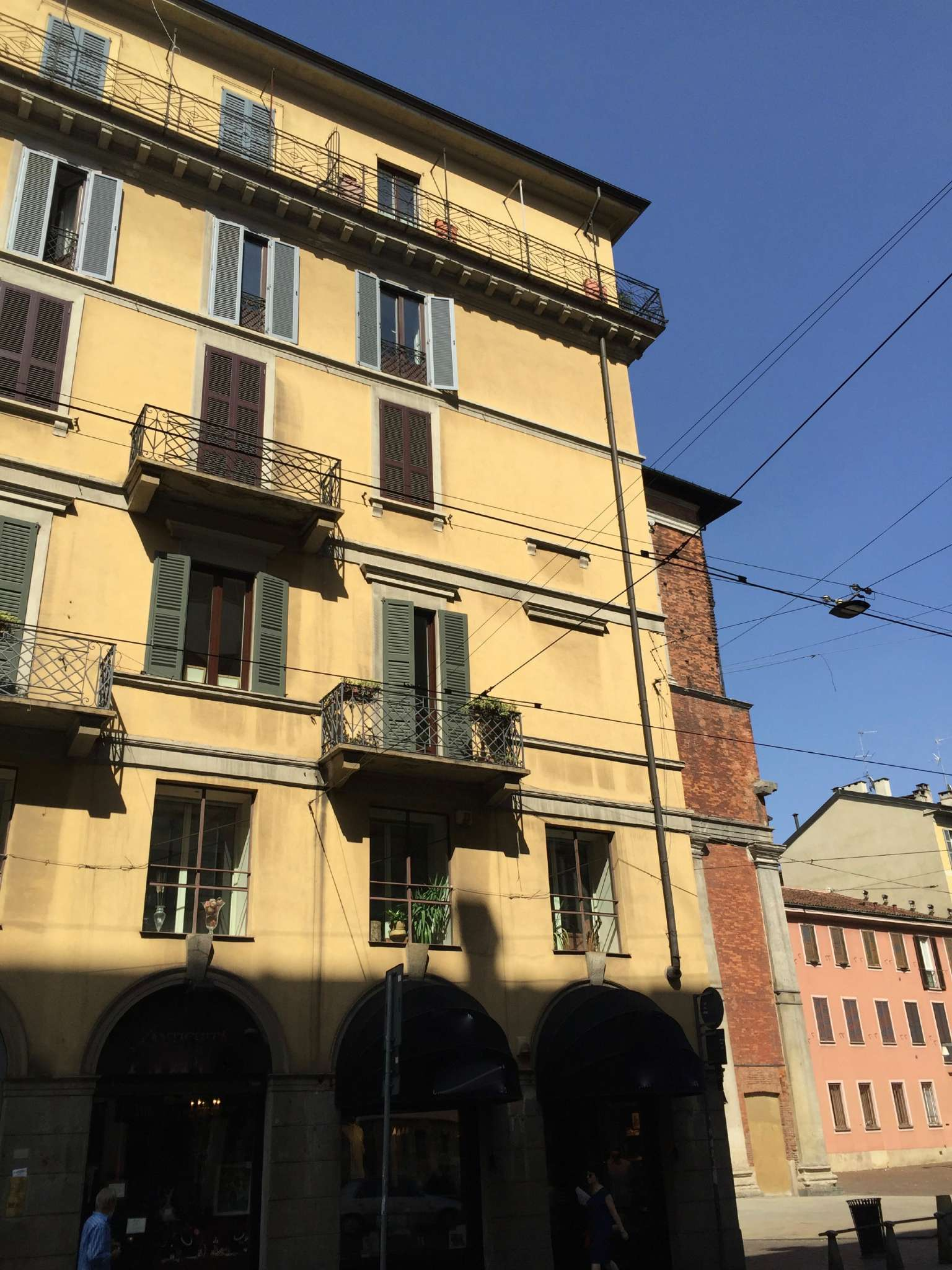 Bilocale Milano Corso Di Porta Romana 1