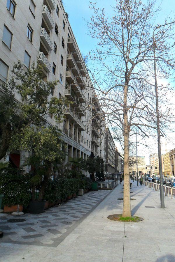 Bilocale Milano Via Vitto Pisani 1