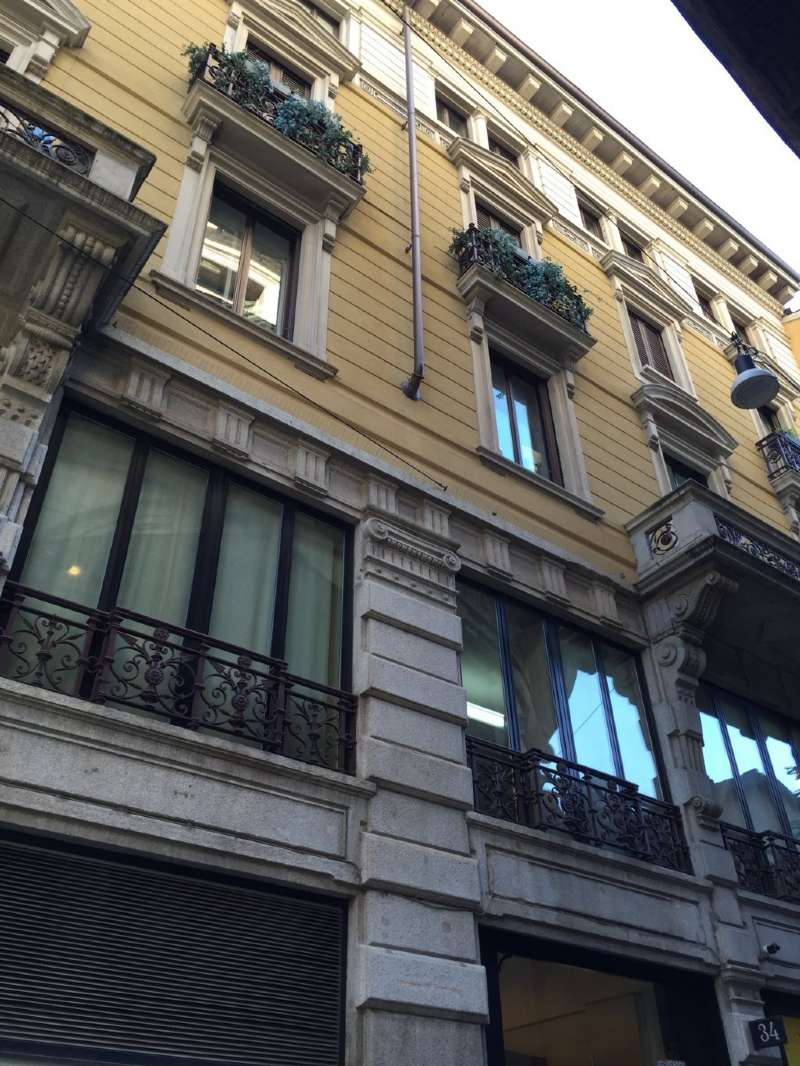 Bilocale Milano Via Torino 3