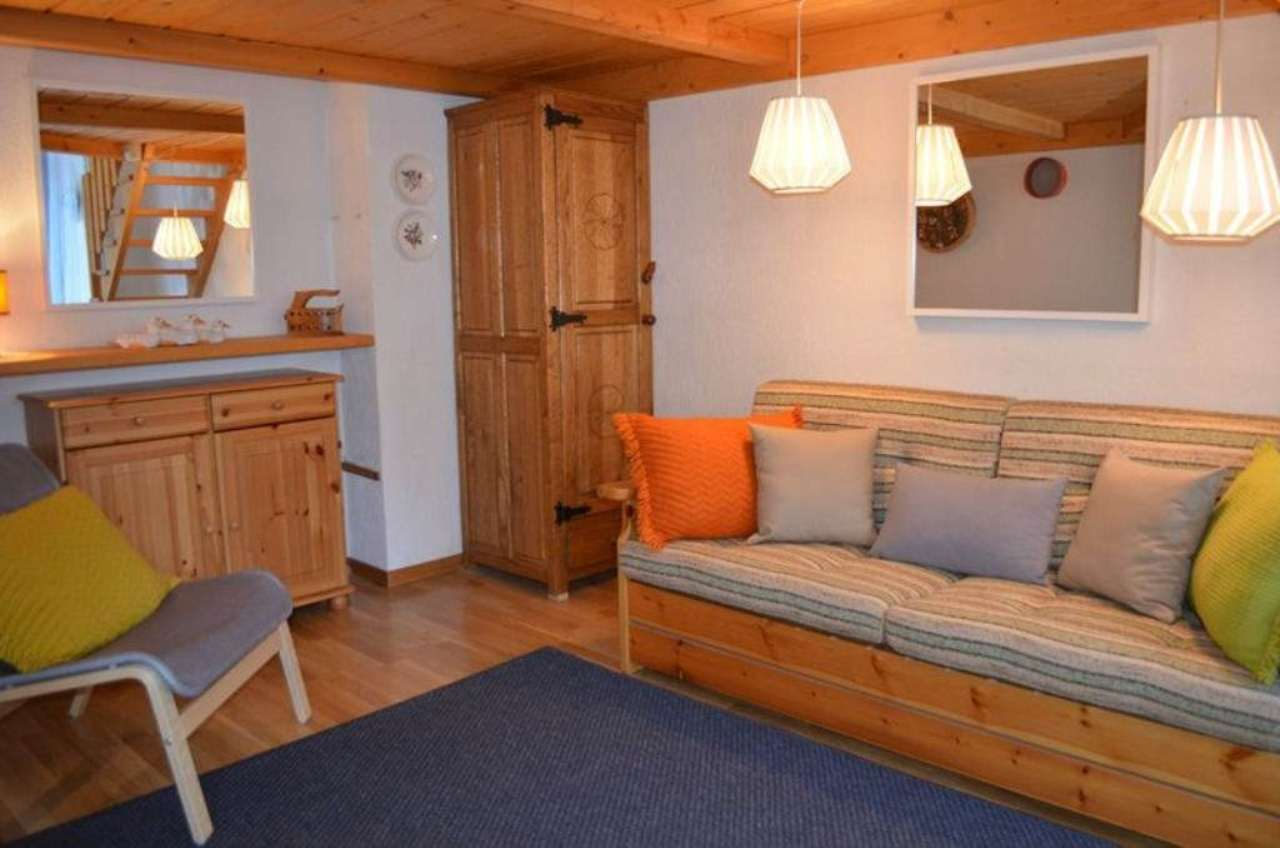 Appartamento in vendita a Gressoney-Saint-Jean, 1 locali, prezzo € 109.000 | Cambio Casa.it