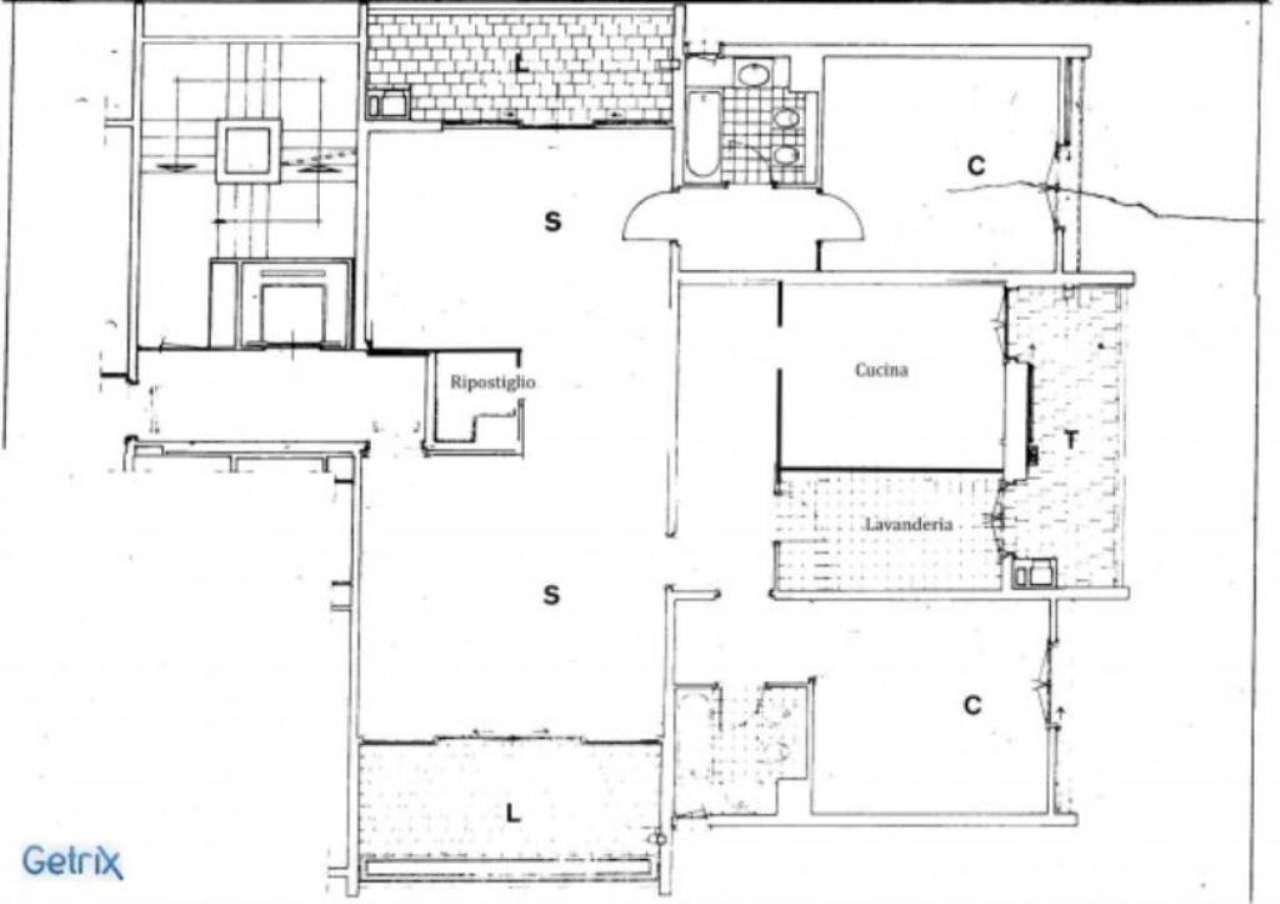 Appartamento in vendita a Basiglio, 5 locali, prezzo € 365.000 | Cambio Casa.it