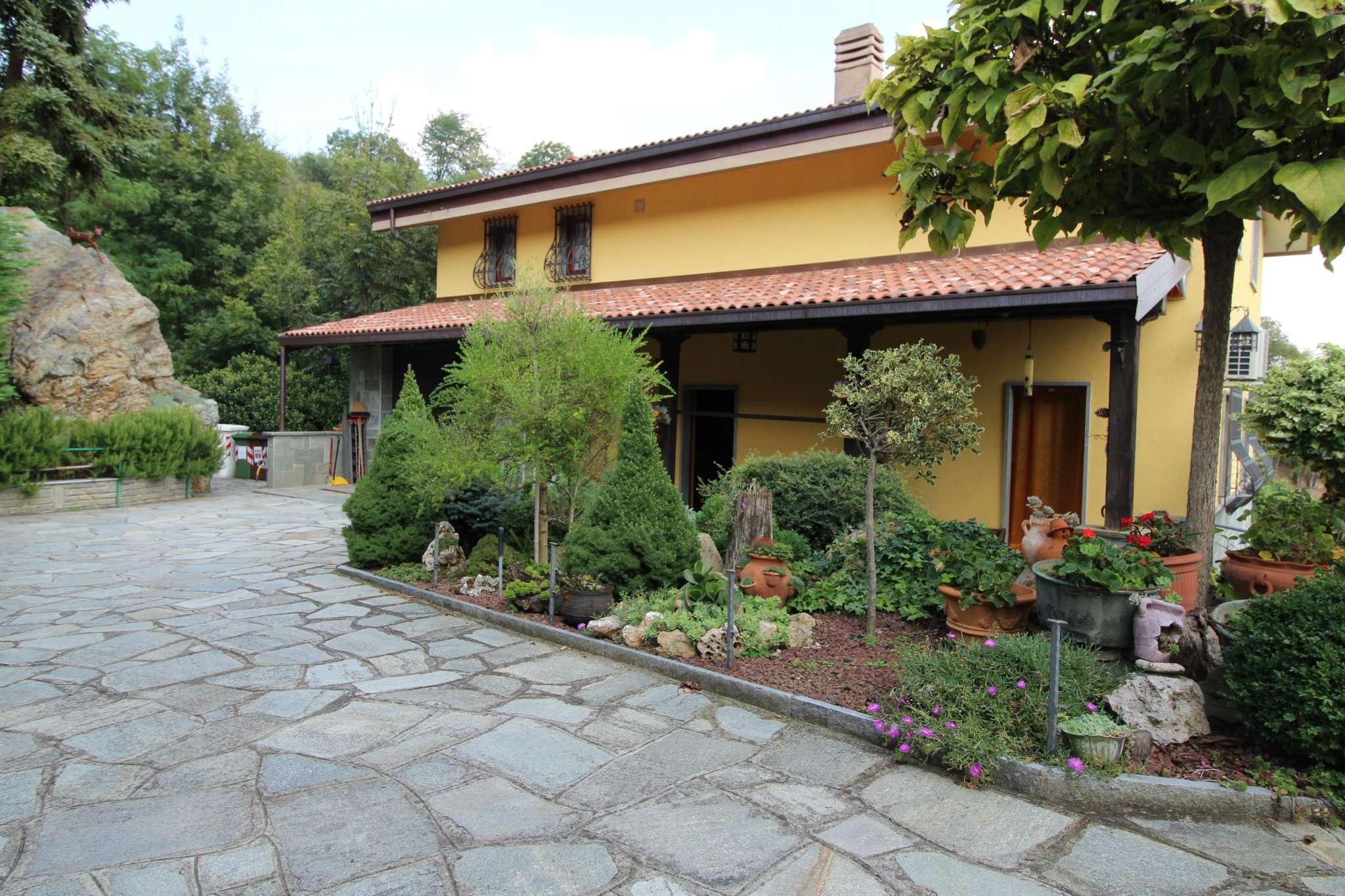 Villa in vendita via delle Rose 6 Villarbasse