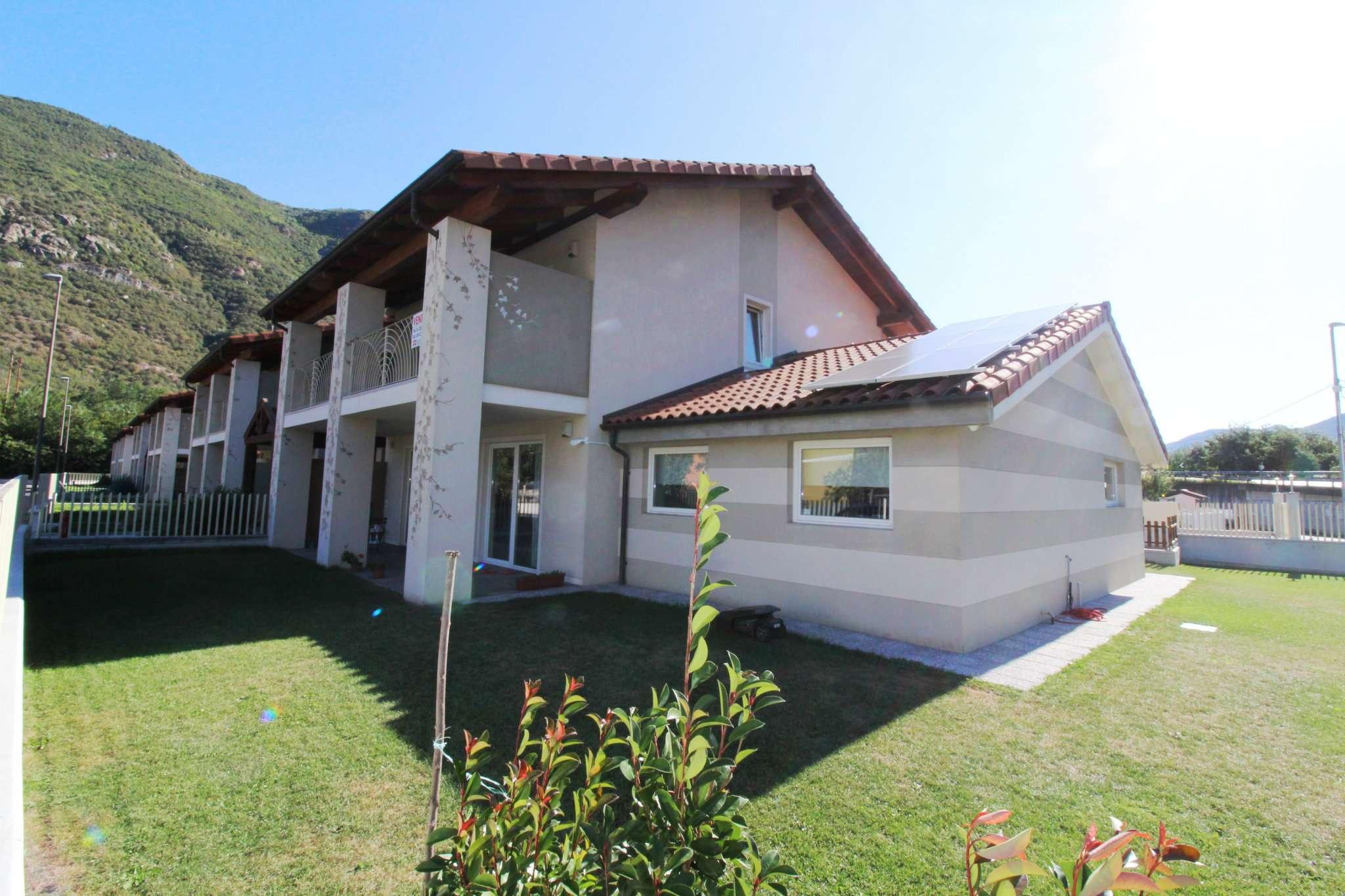 Foto 1 di Trilocale via Moncenisio, Borgone Susa