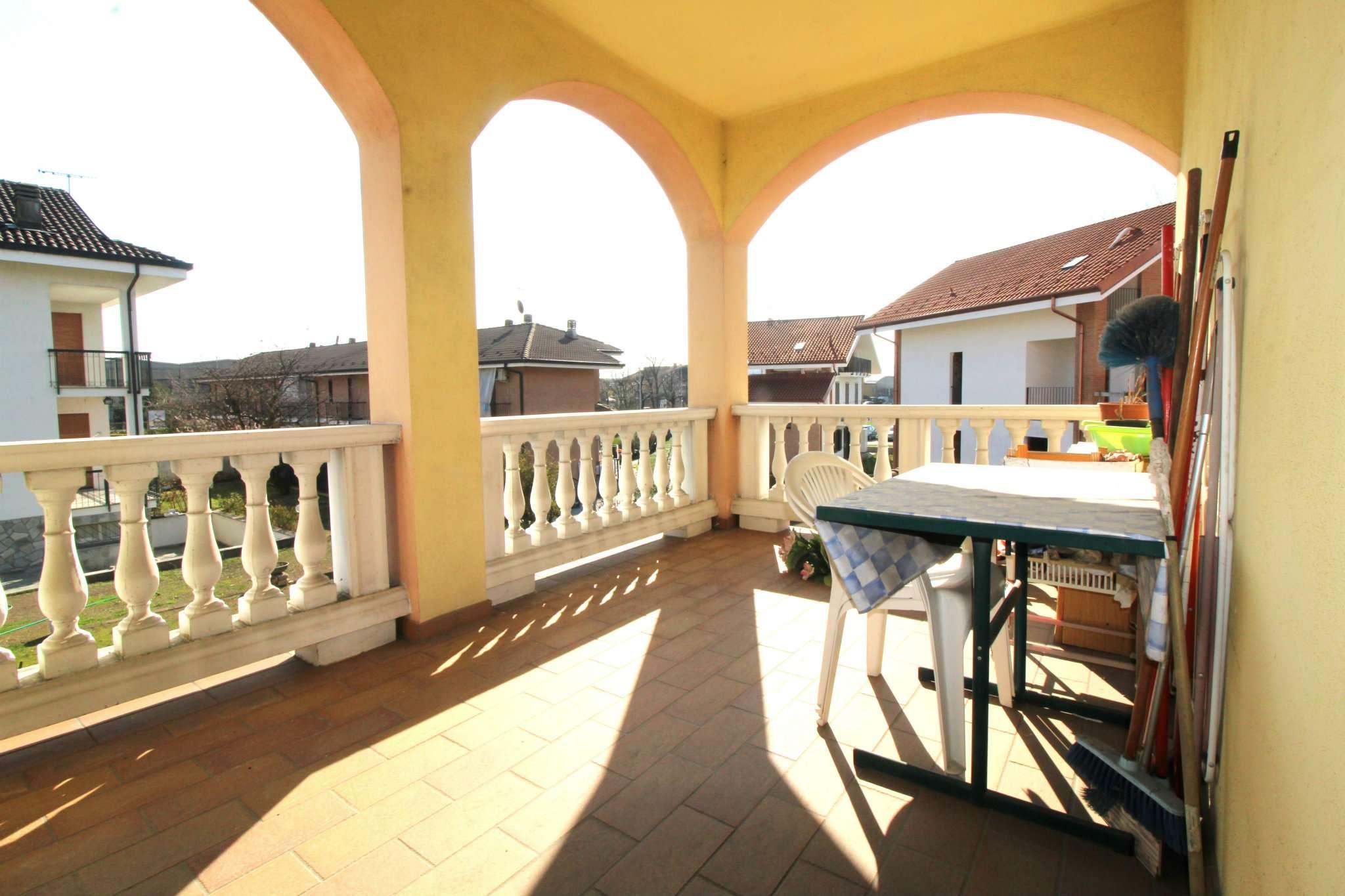 Villetta a Schiera in vendita via Caravaggio 5 Borgaro Torinese