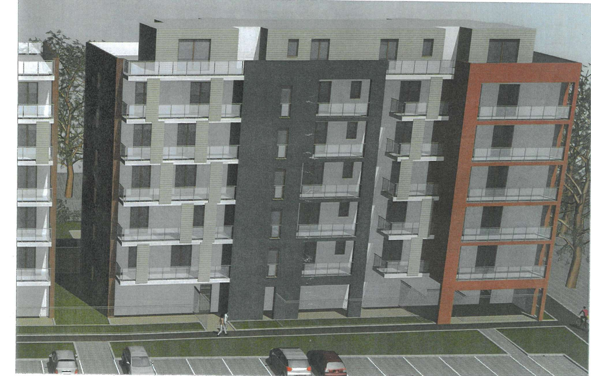 Appartamento in vendita via Omegna A6 Rivoli