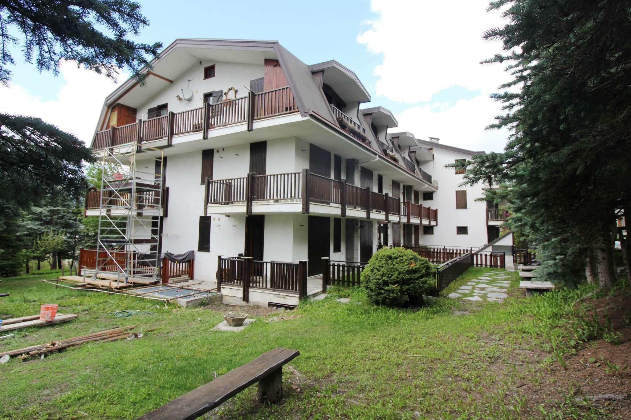 Appartamento in vendita via Oulx 133 Sauze d'Oulx