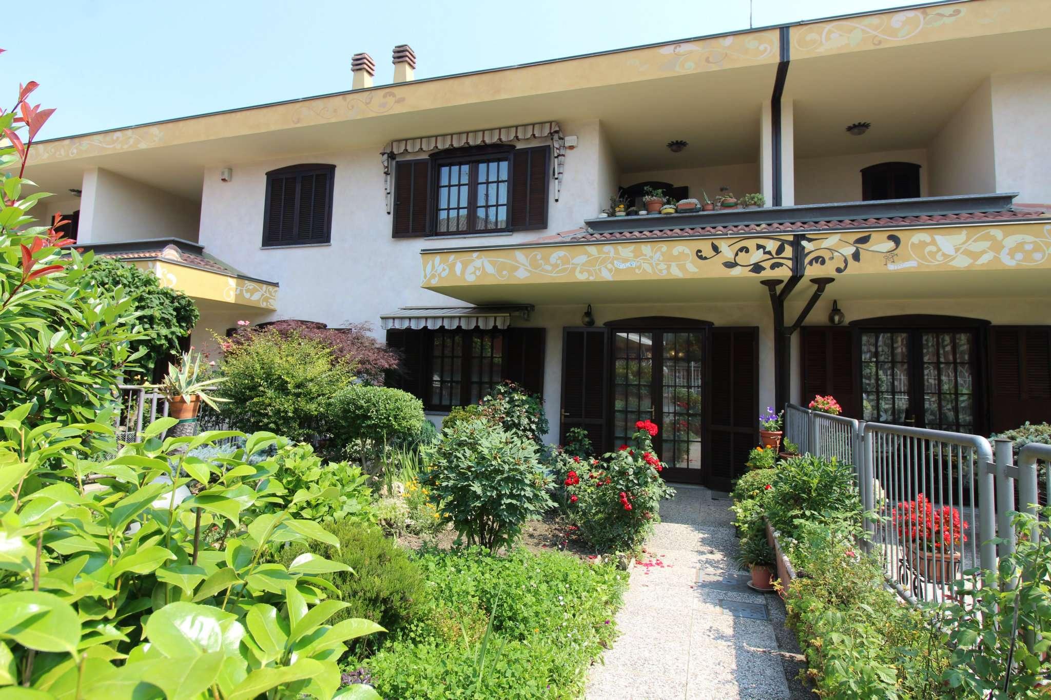 Villetta a Schiera in vendita via Barbicinti 31 Venaria Reale