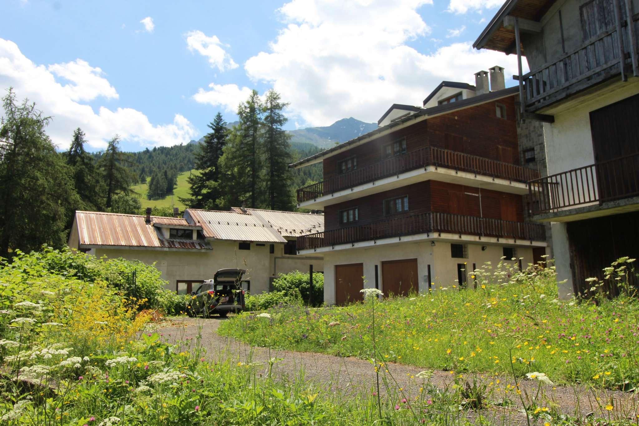 Appartamento in vendita via Partigiani Monte Assietta 22 Chiomonte