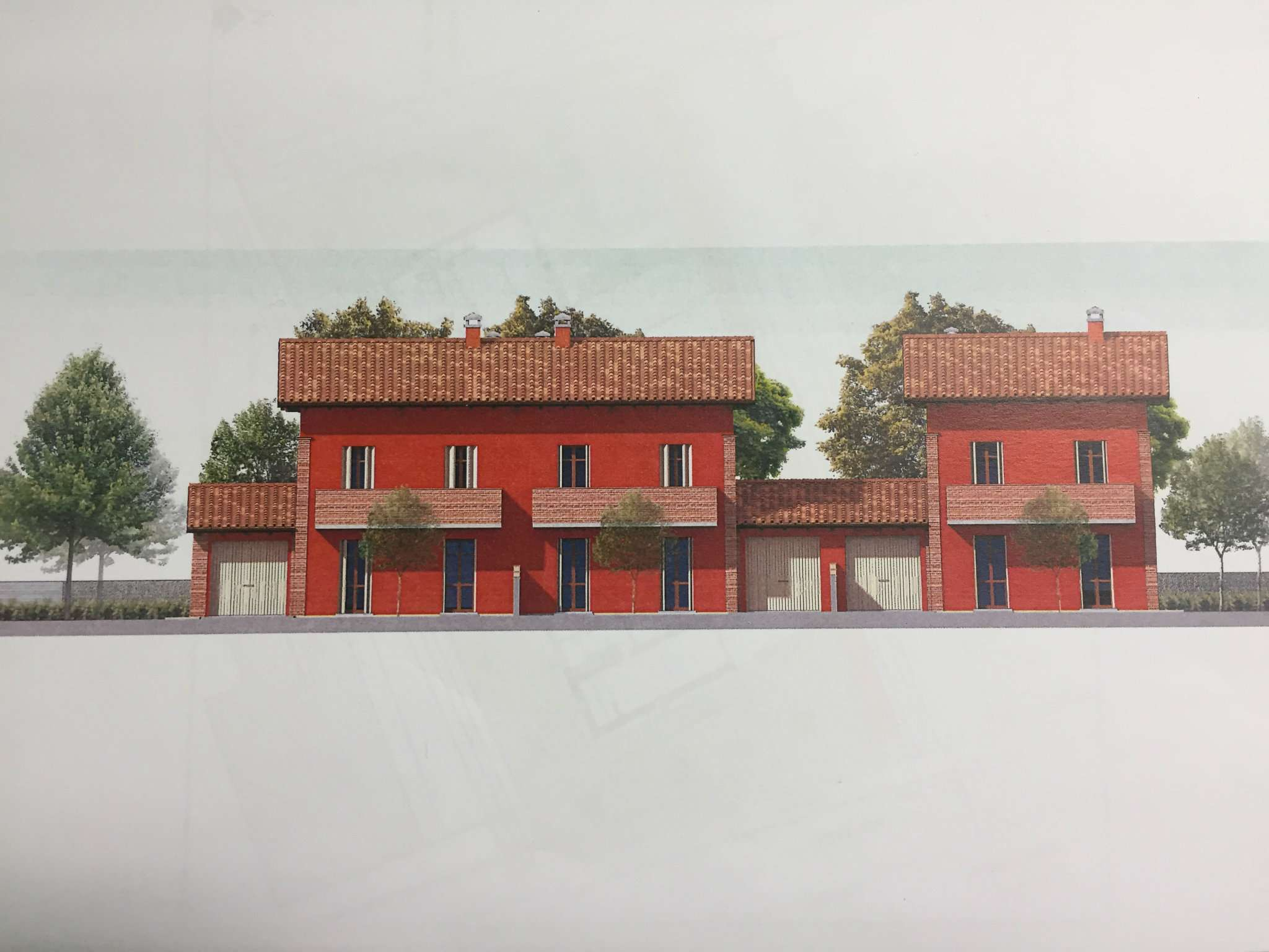 Villa Bifamiliare in vendita a Pomponesco, 4 locali, prezzo € 200.000 | Cambio Casa.it