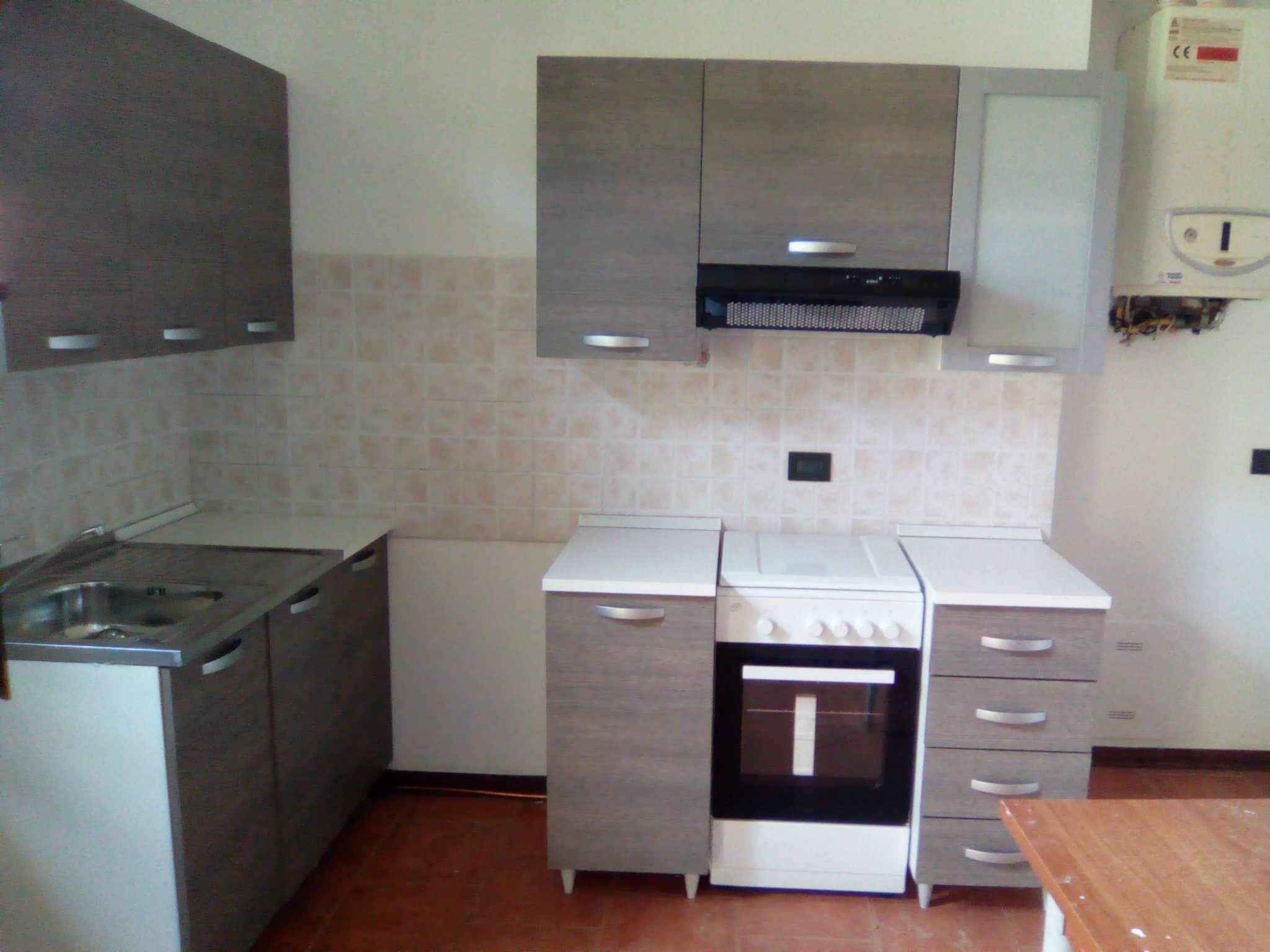 Appartamento in affitto a Brescello, 3 locali, prezzo € 450 | CambioCasa.it