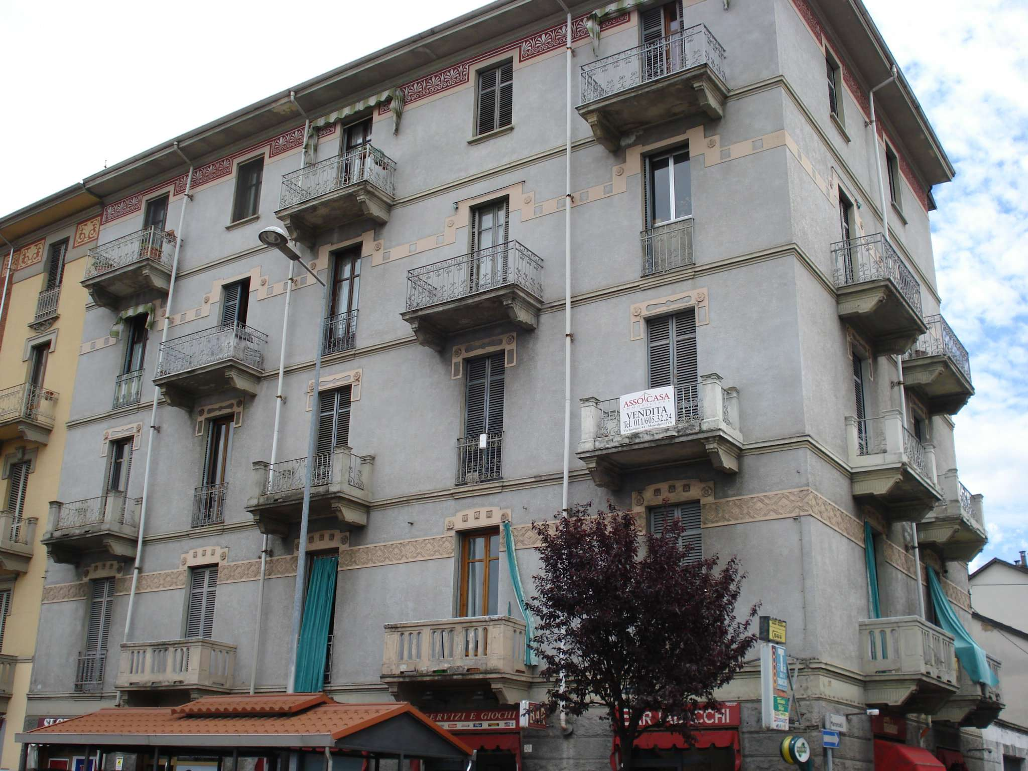Appartamento in vendita via Maroncelli Moncalieri