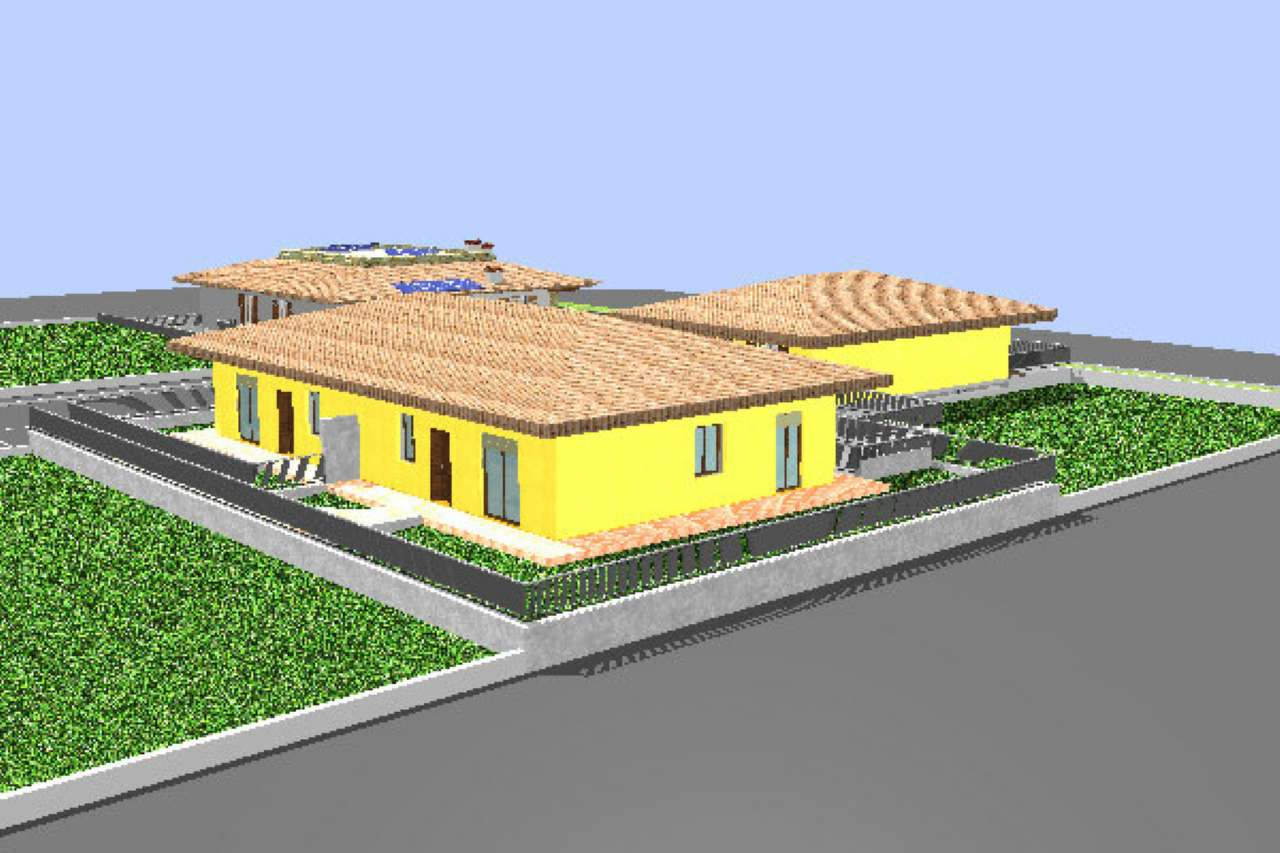 Villa Bifamiliare in Vendita a Travagliato