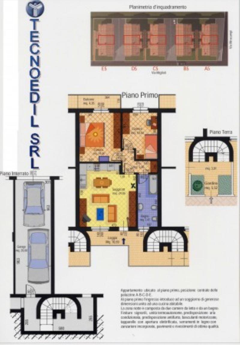 Appartamento in vendita a Vescovato, 9999 locali, prezzo € 112.000 | Cambio Casa.it