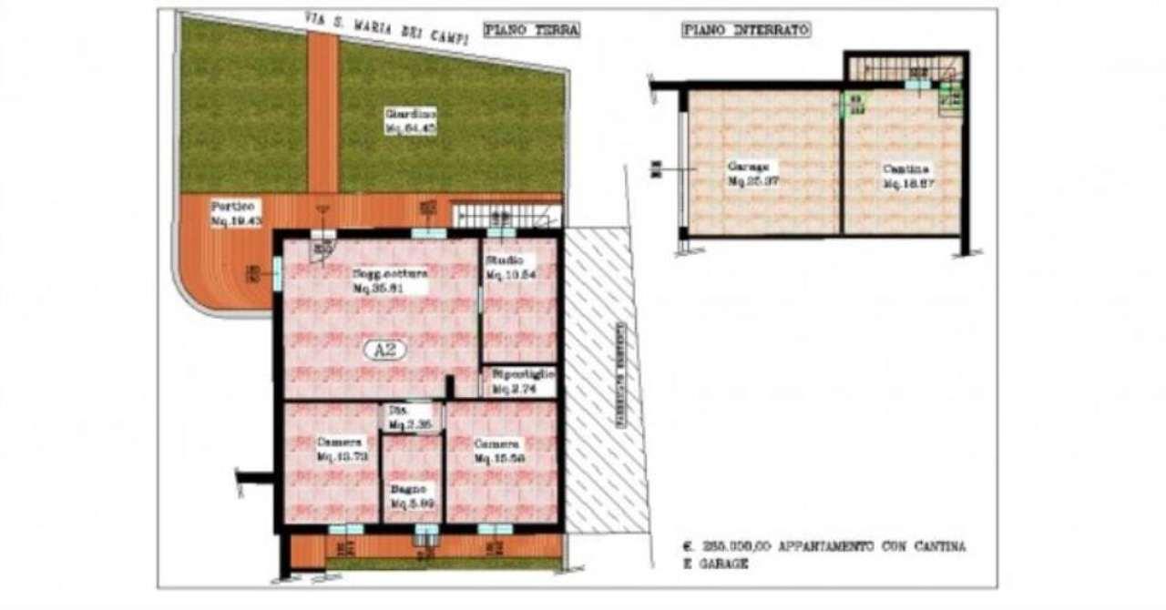 Appartamento in vendita a Travagliato, 4 locali, prezzo € 189.000 | CambioCasa.it
