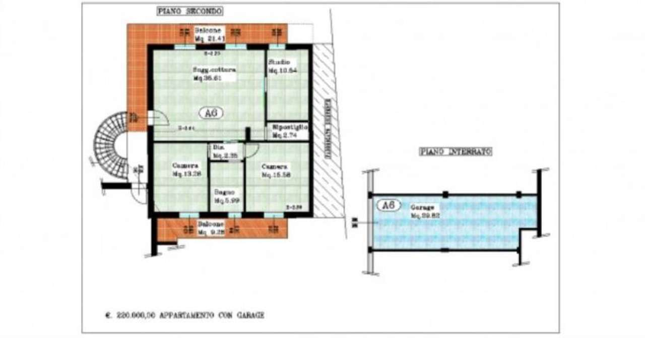 Appartamento in vendita a Travagliato, 9999 locali, prezzo € 155.000 | CambioCasa.it
