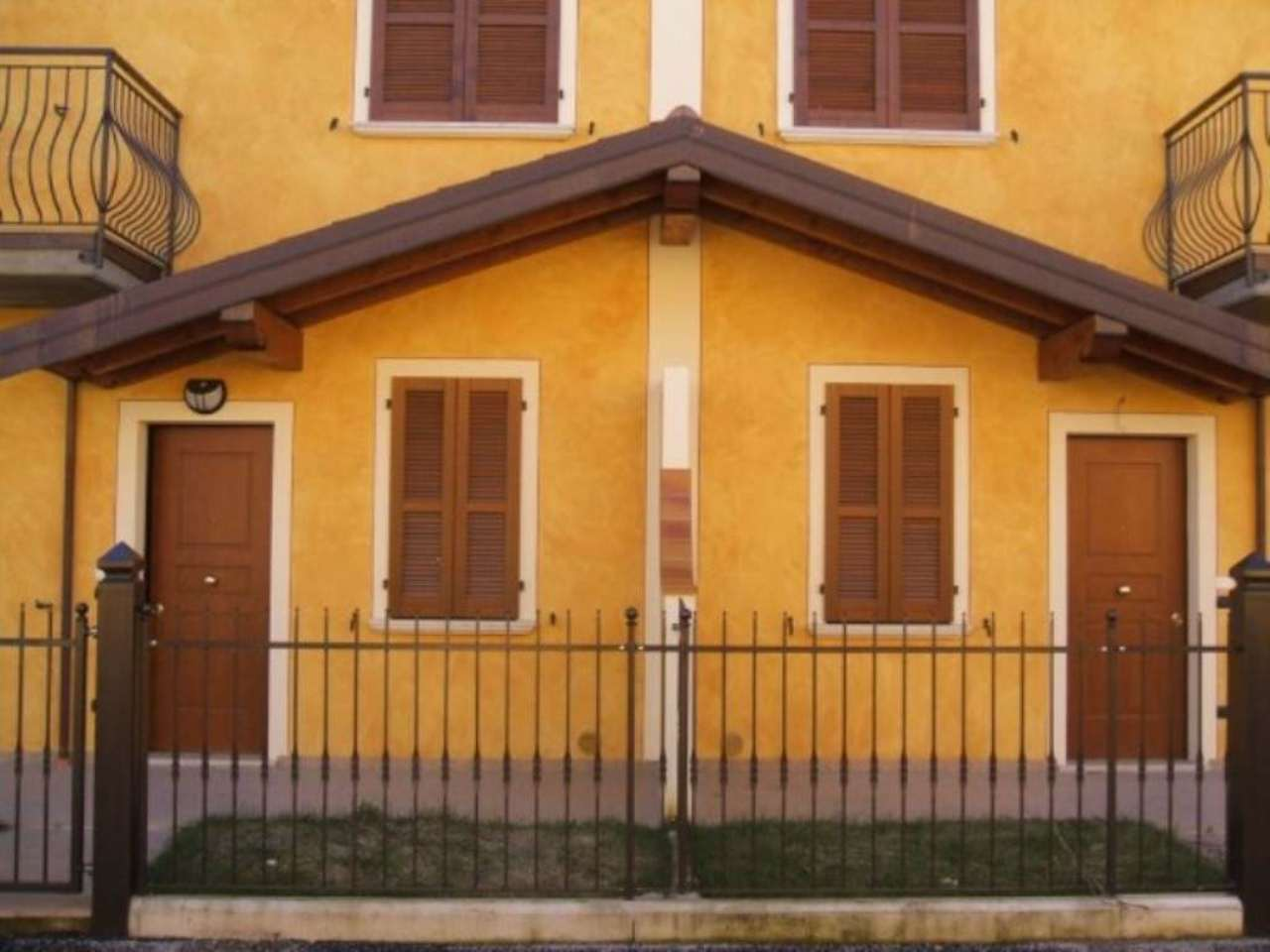 Villa a Schiera in Vendita a Vescovato