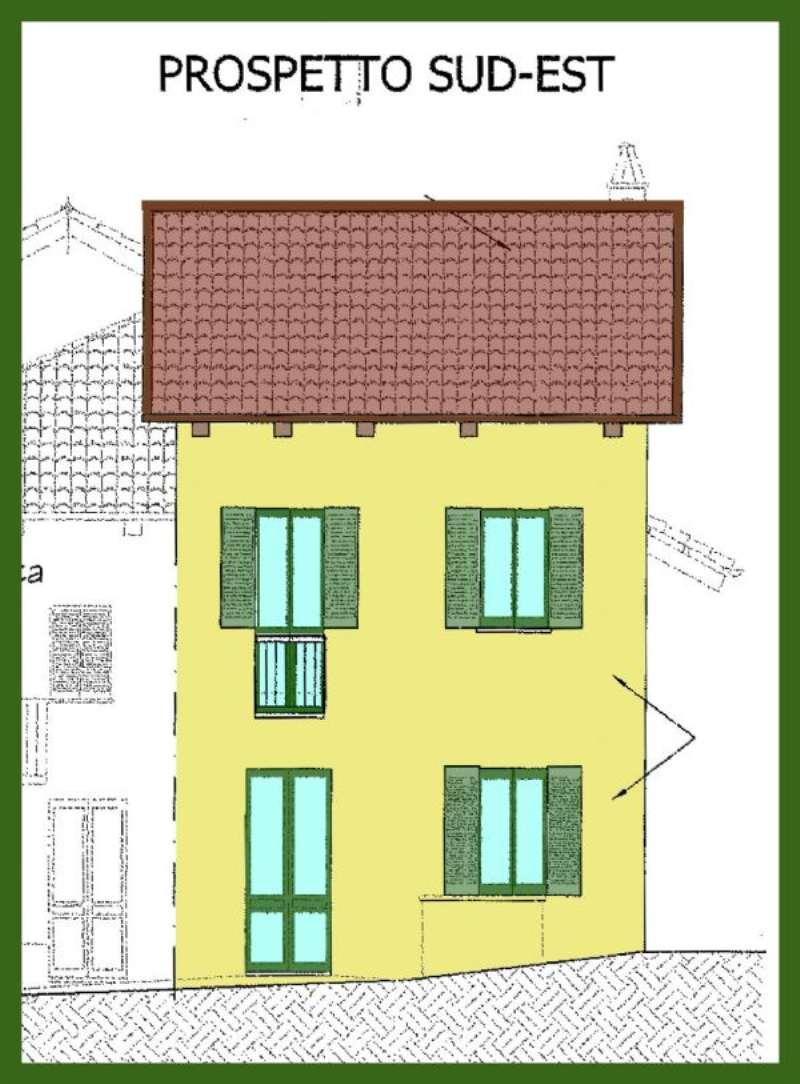 Soluzione Semindipendente in vendita a Capriglio, 9999 locali, prezzo € 39.500 | Cambio Casa.it