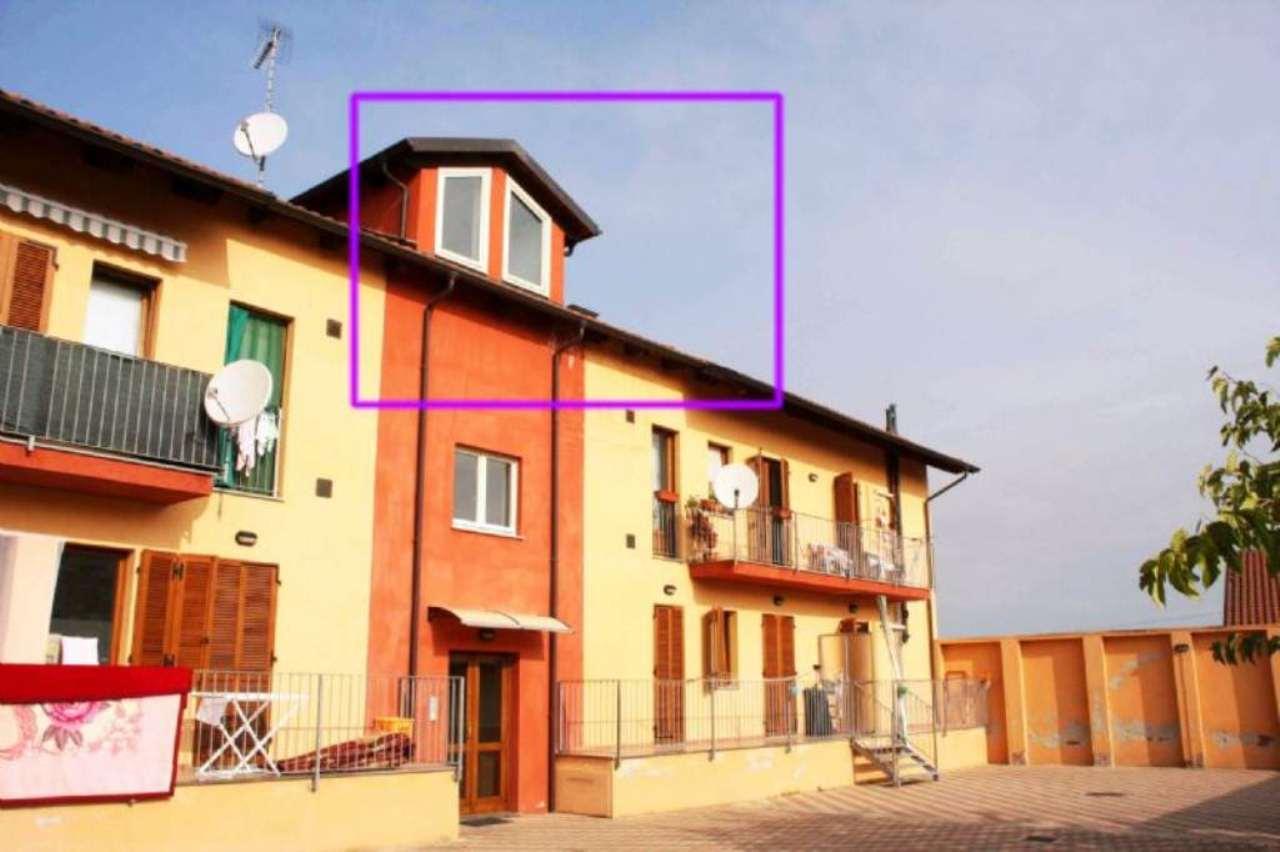 Attico / Mansarda in affitto a Valfenera, 3 locali, prezzo € 240 | Cambio Casa.it
