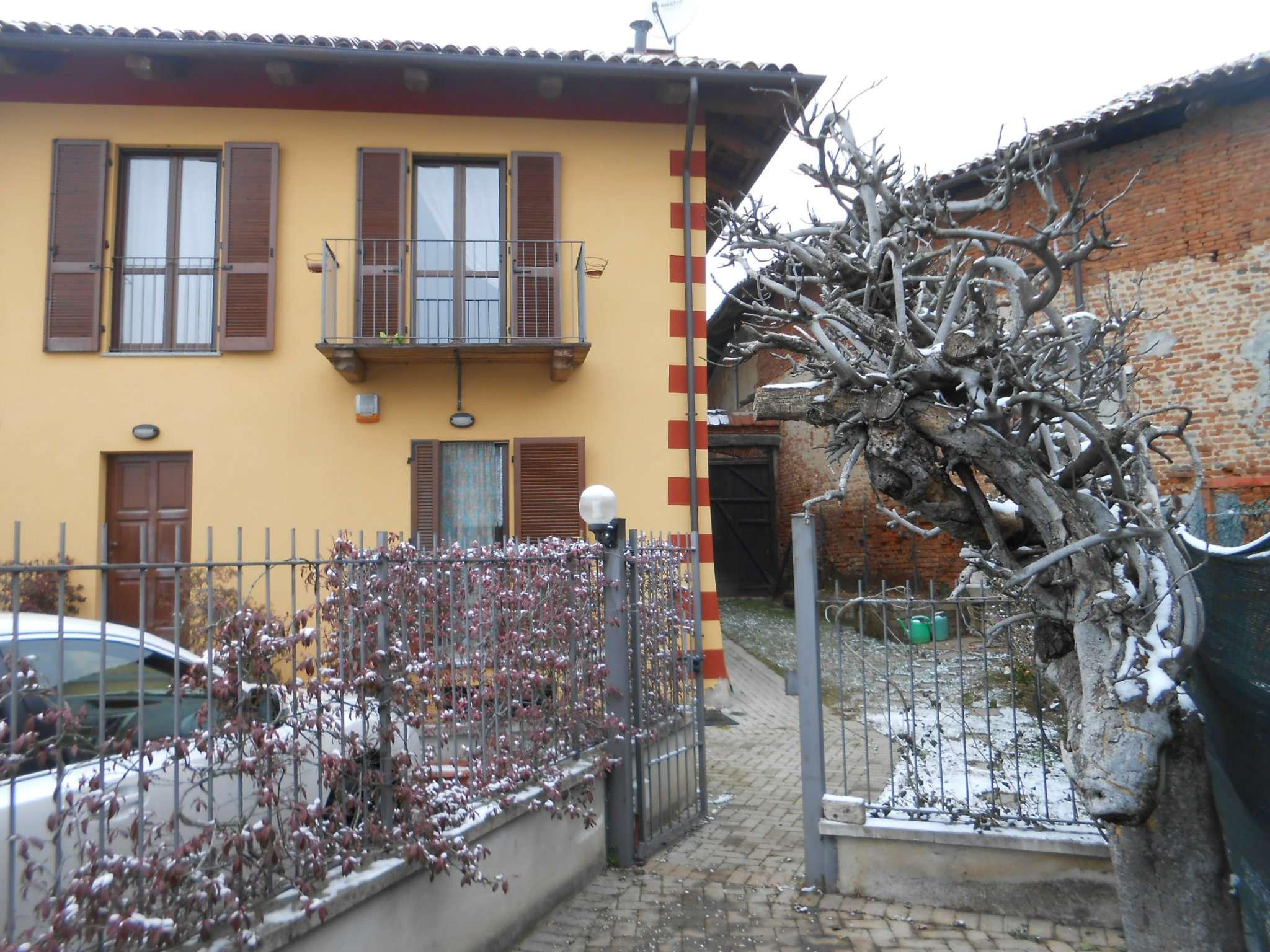 Soluzione Indipendente in vendita a Moriondo Torinese, 5 locali, prezzo € 158.000 | CambioCasa.it