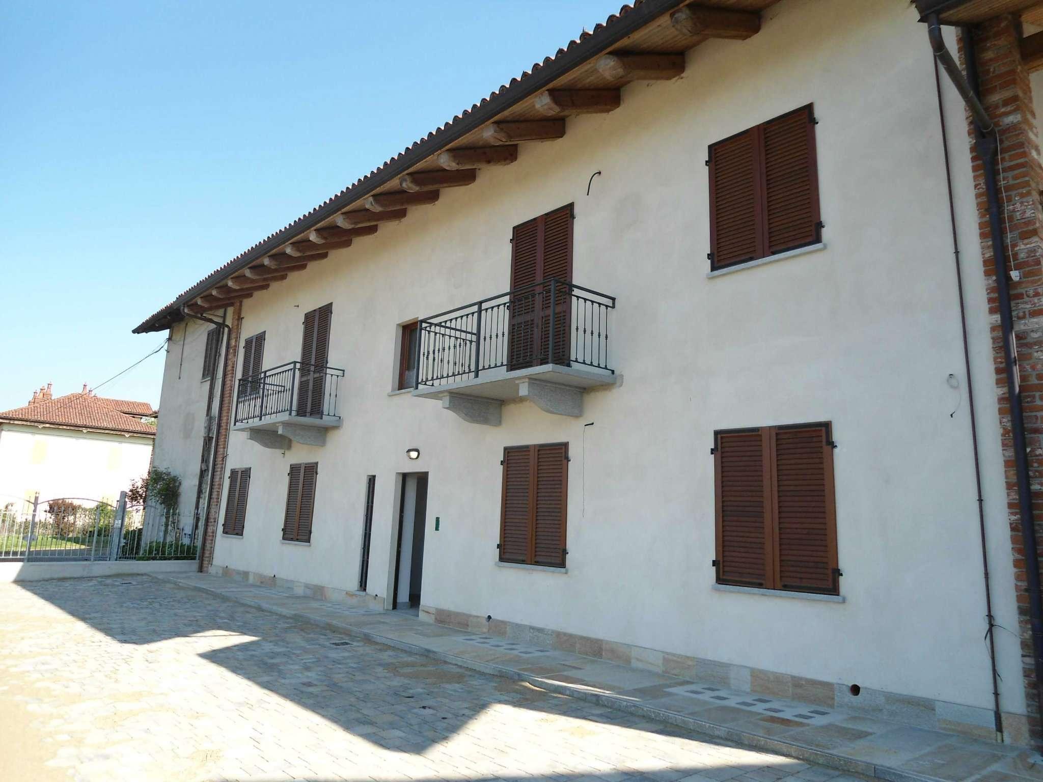 Appartamento in affitto a Dusino San Michele, 4 locali, prezzo € 470 | Cambio Casa.it