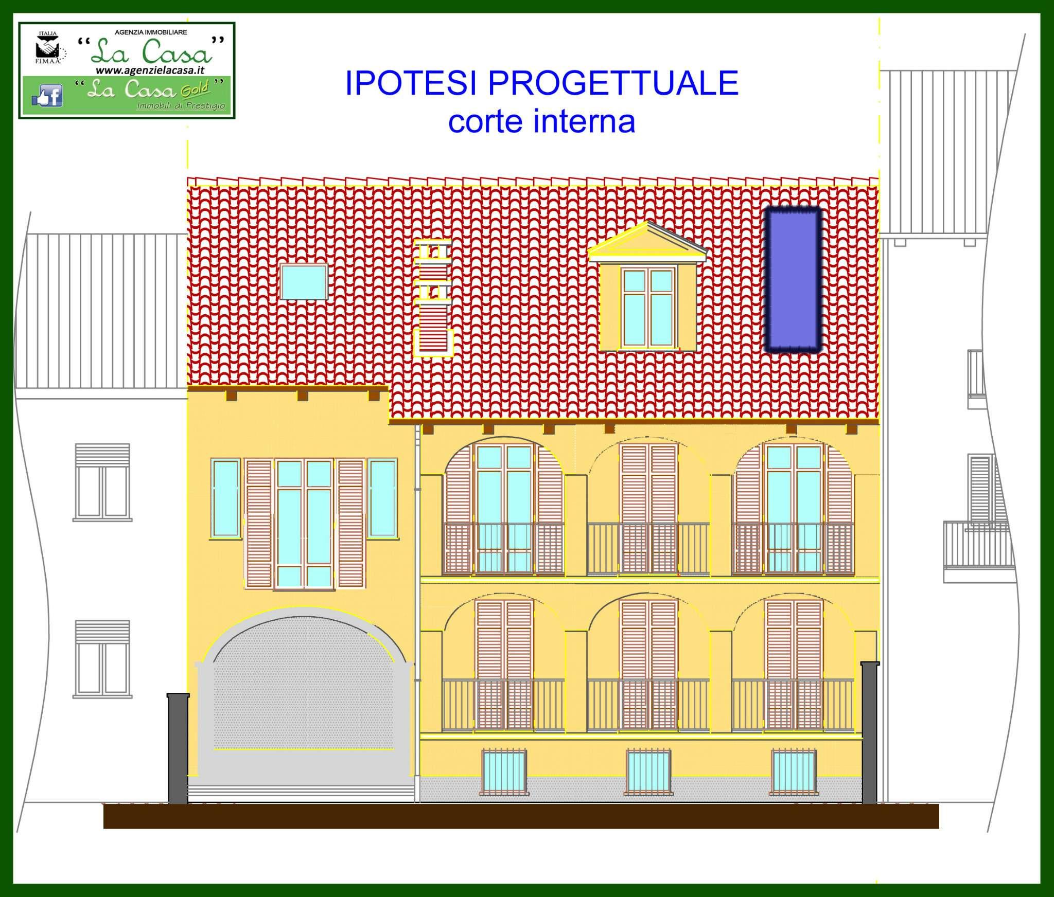 Palazzo / Stabile in Vendita a Villanova d'Asti