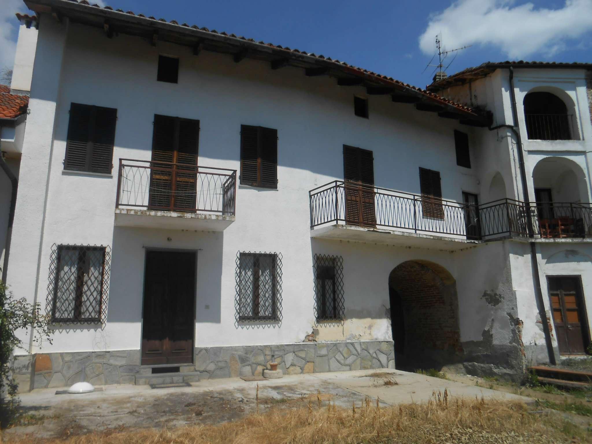 Soluzione Indipendente in vendita a Passerano Marmorito, 15 locali, prezzo € 62.000 | CambioCasa.it