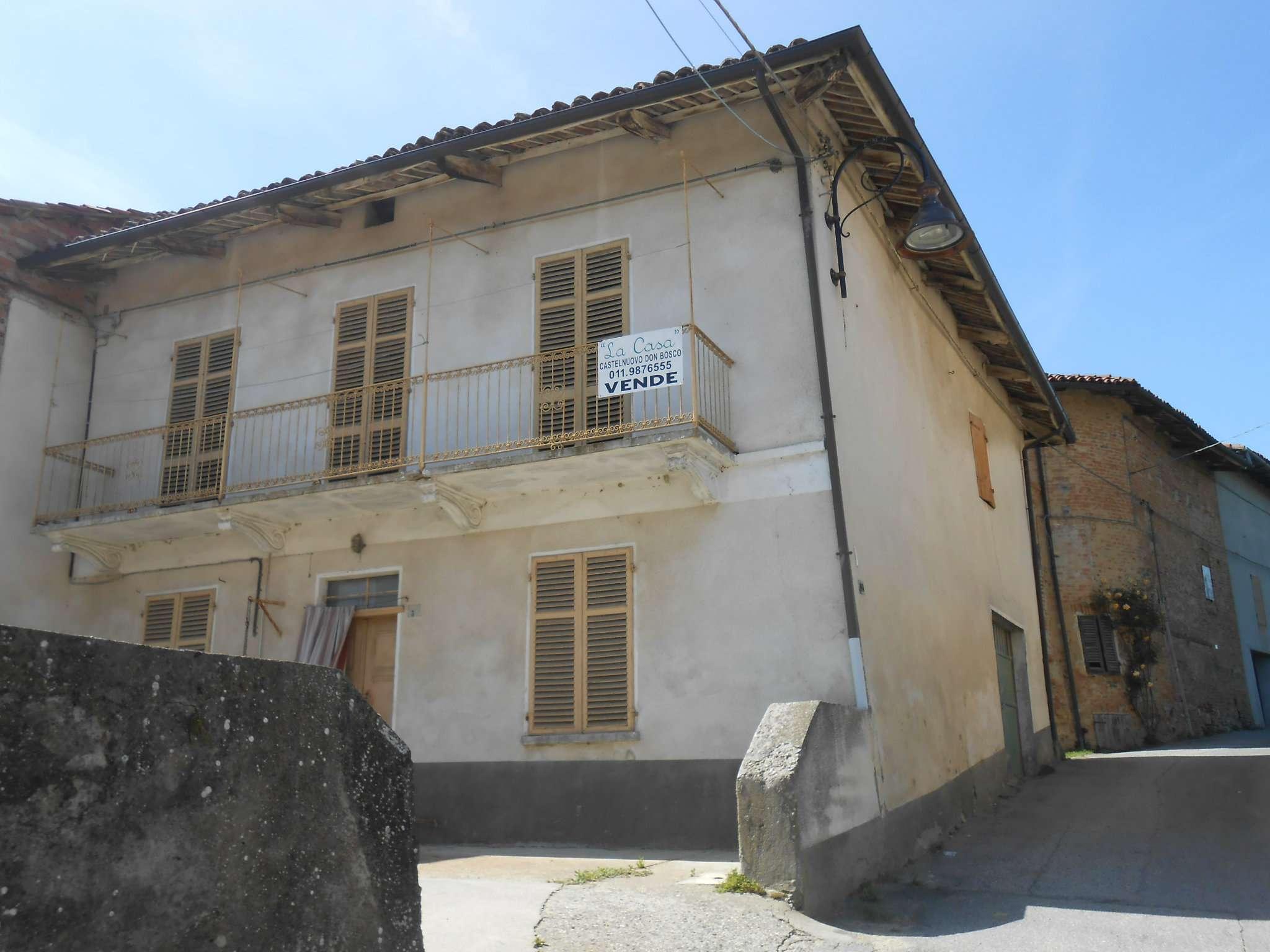 Soluzione Indipendente in vendita a Cerreto d'Asti, 12 locali, prezzo € 58.000 | CambioCasa.it