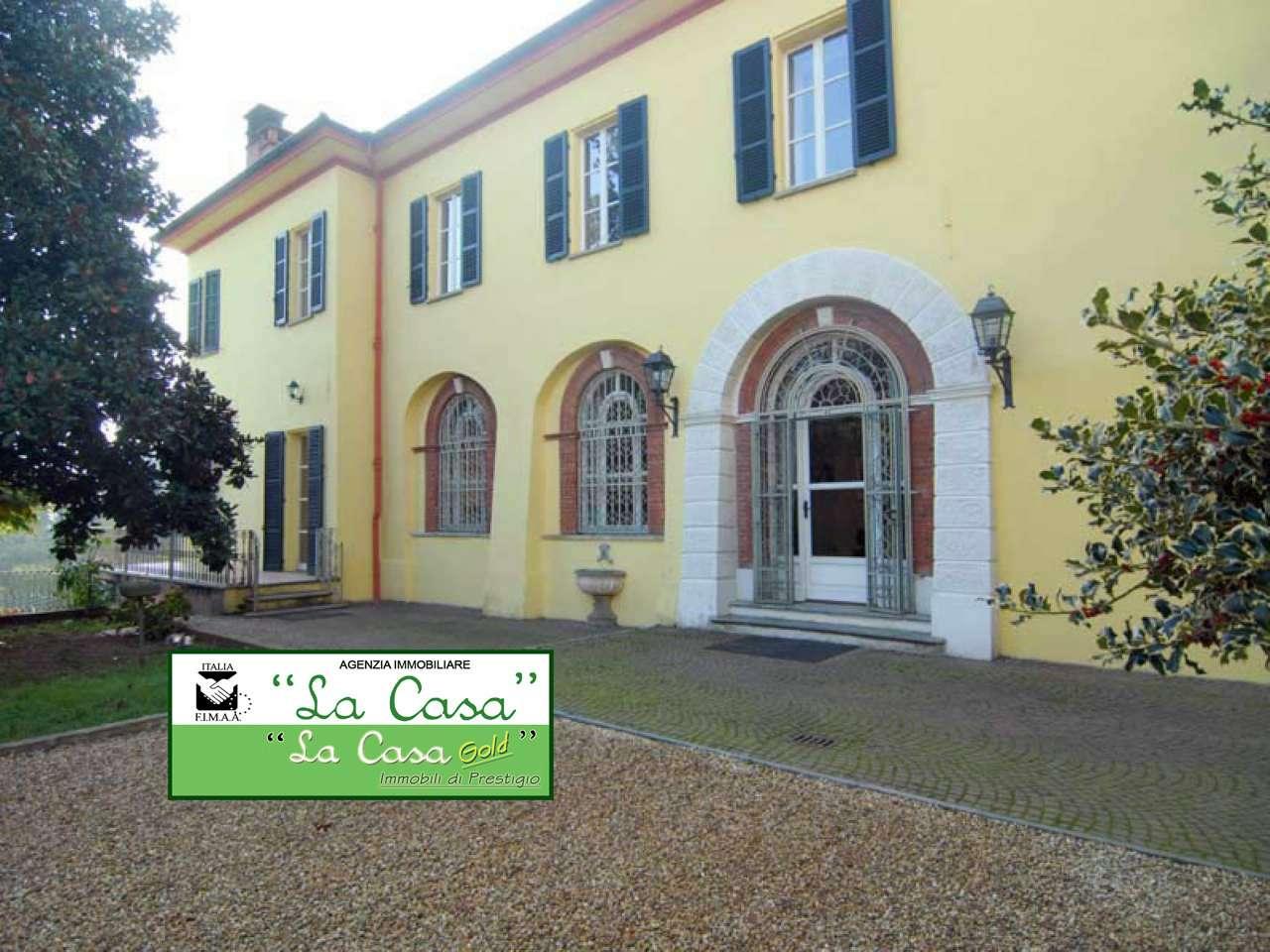 Foto 1 di Palazzo Storico frazione Dusino, Dusino San Michele