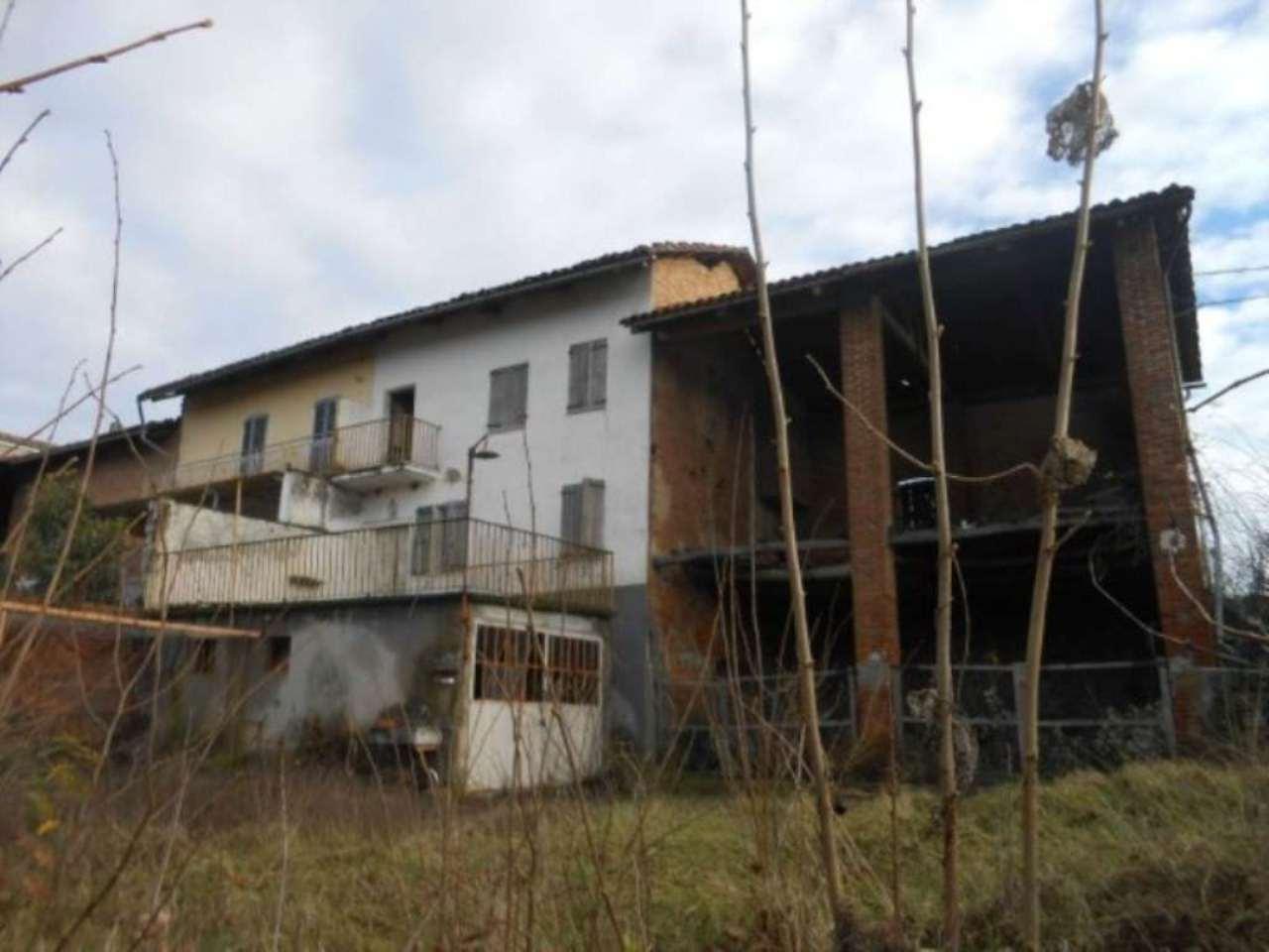 Rustico / Casale in vendita a Piovà Massaia, 6 locali, prezzo € 99.000 | Cambio Casa.it