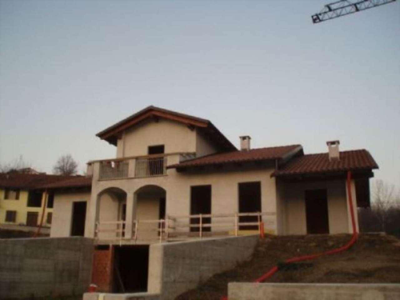 Villa in vendita a Monale, 5 locali, prezzo € 245.000 | CambioCasa.it