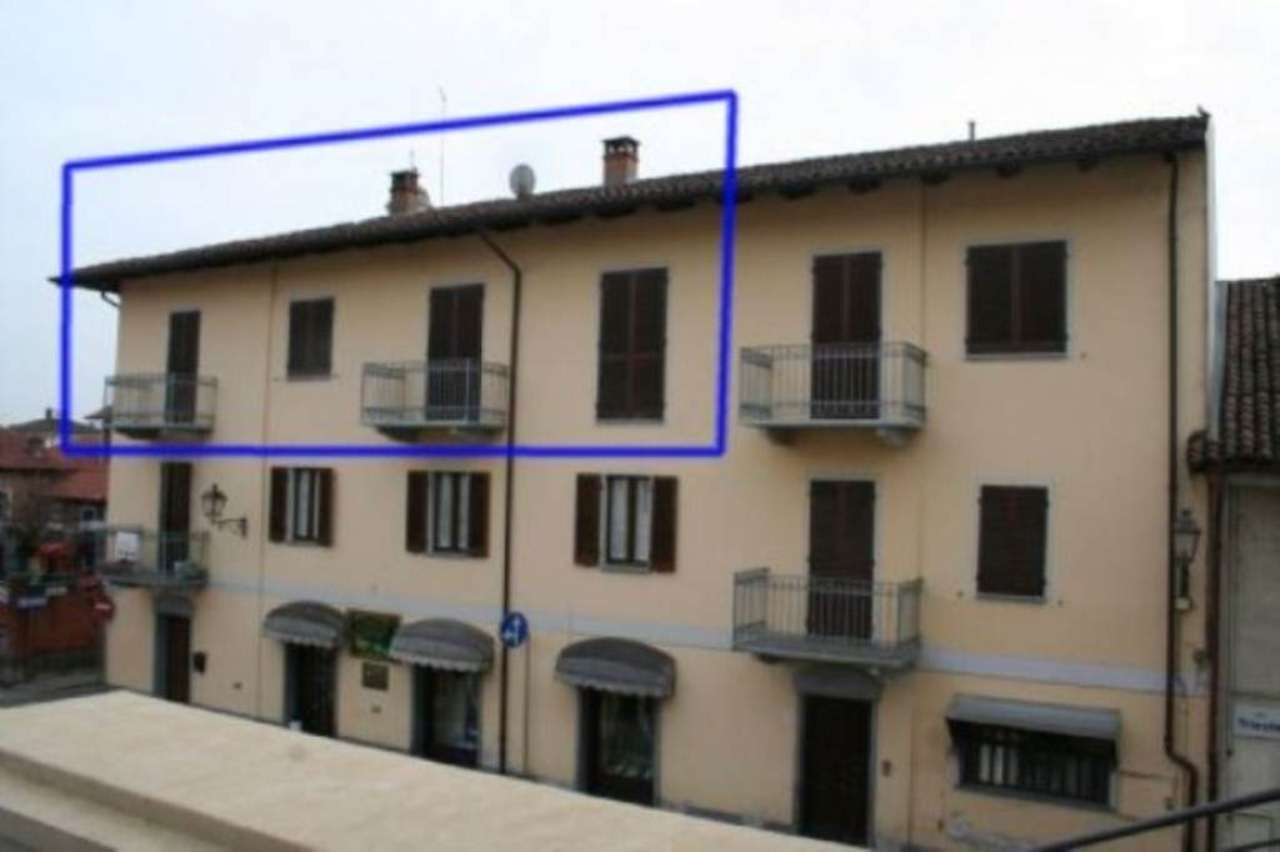 Appartamento in vendita a Villanova d'Asti, 4 locali, prezzo € 138.000 | Cambio Casa.it