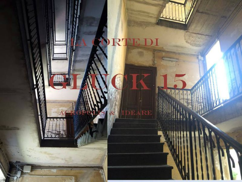 Bilocale Milano Via Gluck 5