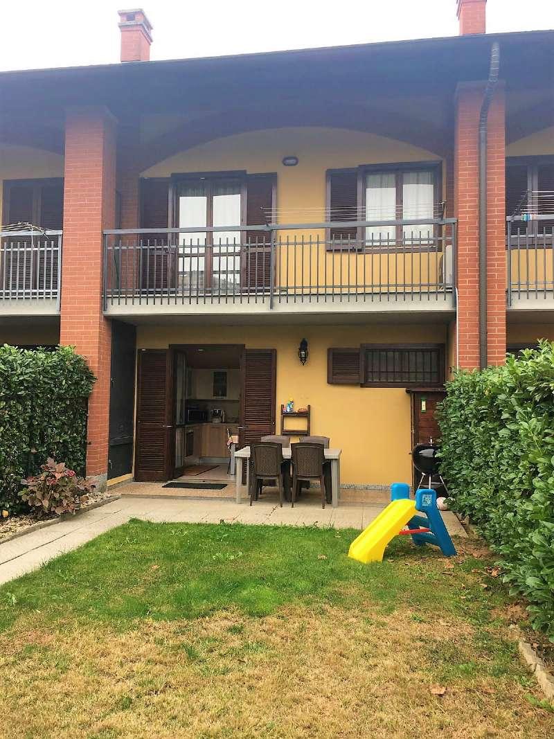 Villa a Schiera in vendita a Candiolo, 7 locali, prezzo € 289.000 | CambioCasa.it