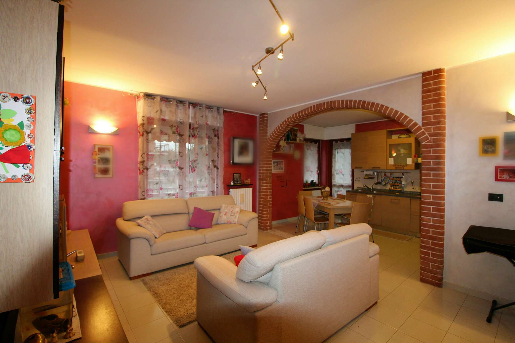 Appartamento in vendita a Candiolo, 5 locali, prezzo € 173.000 | CambioCasa.it