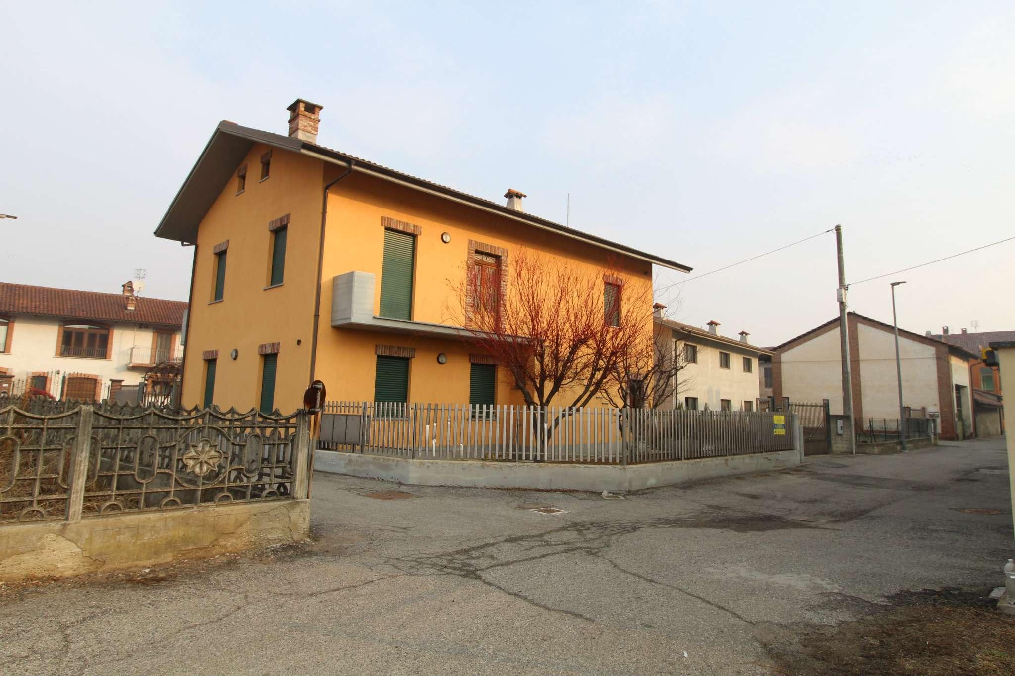 Foto 1 di Casa indipendente via Goito 1, Castagnole Piemonte